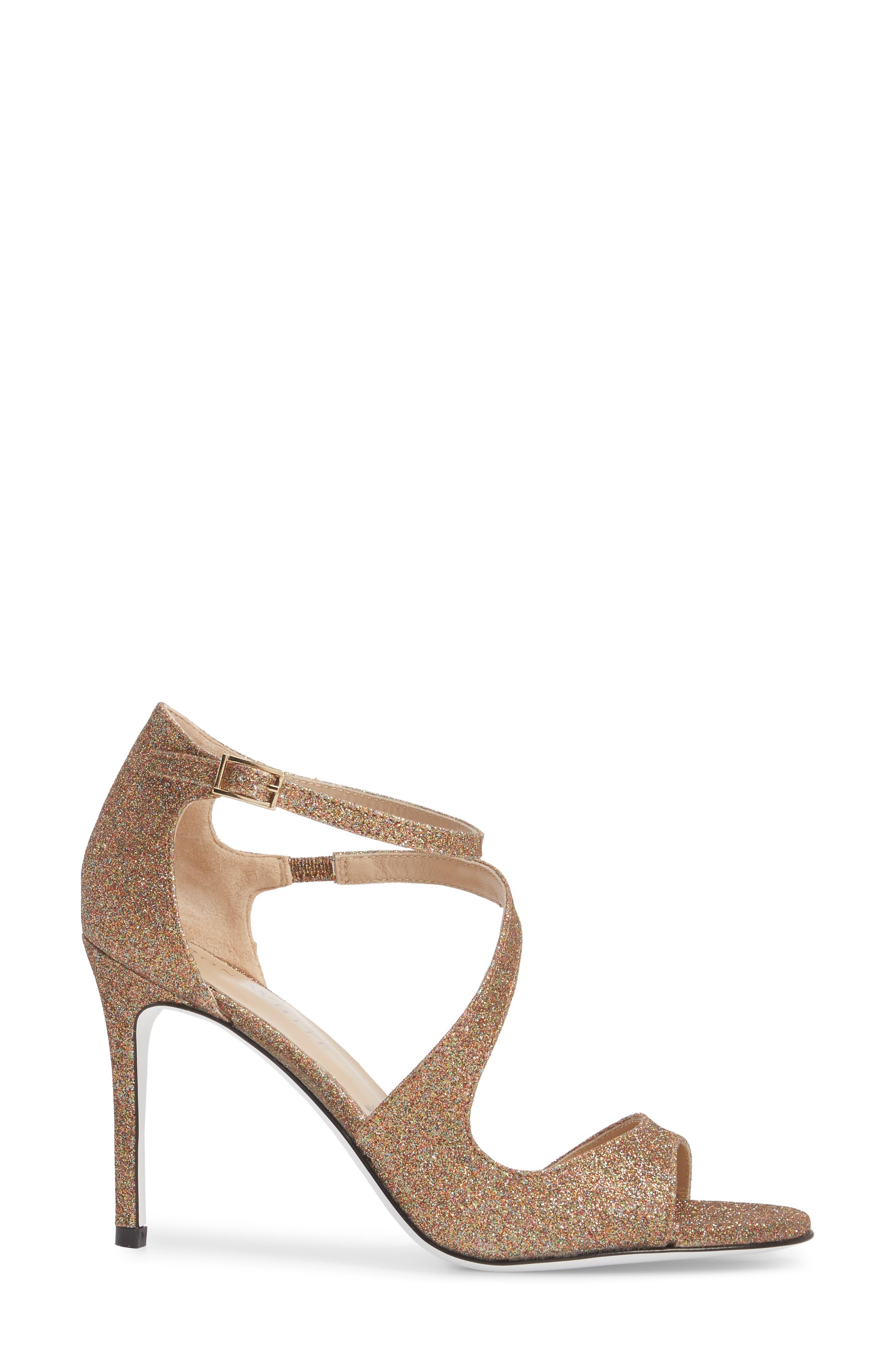 Alternate Image 3  - Ron White Vallie Glitter Sandal (Women)