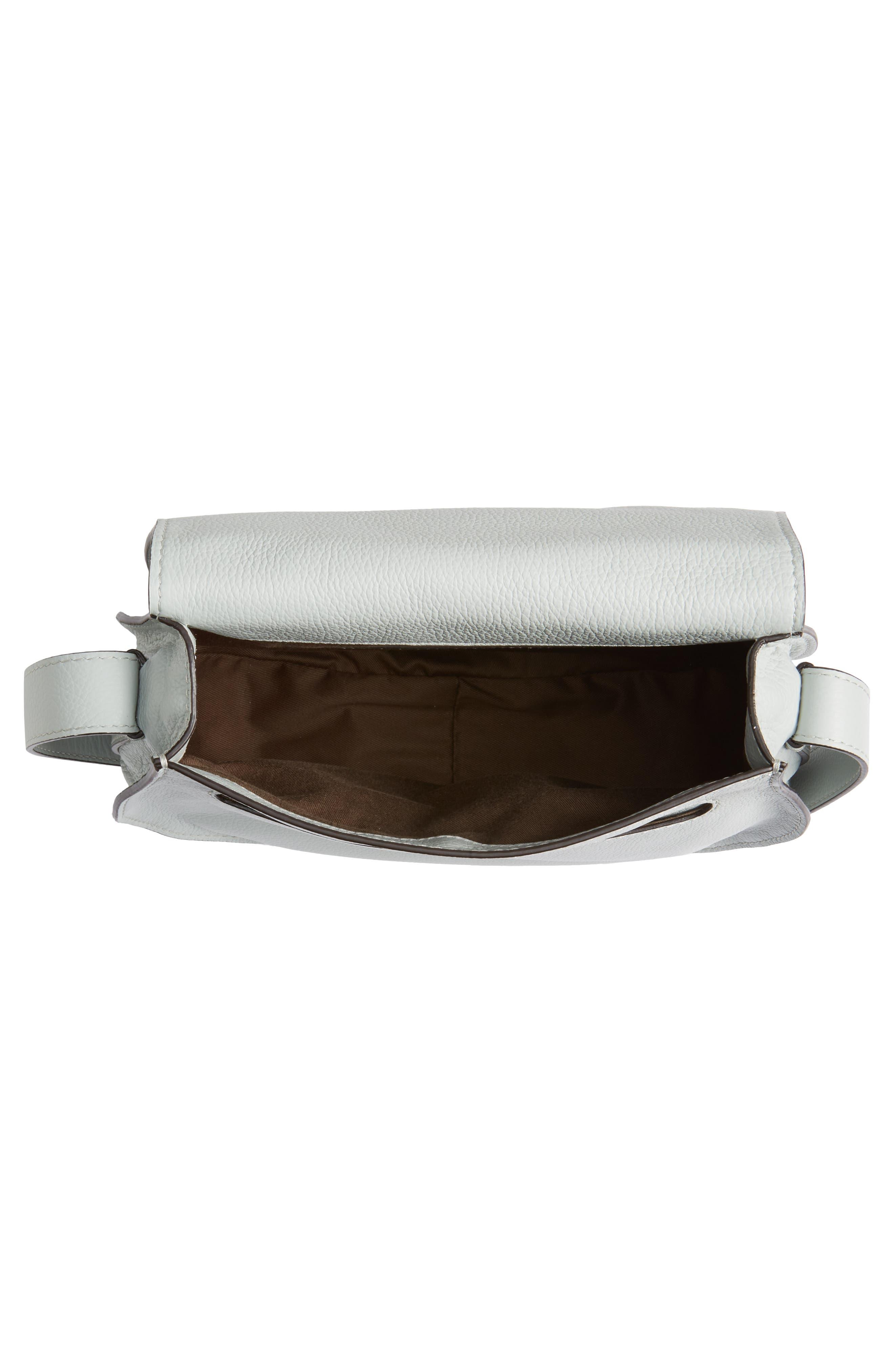 Alternate Image 4  - Chloé 'Marcie - Medium' Leather Crossbody Bag