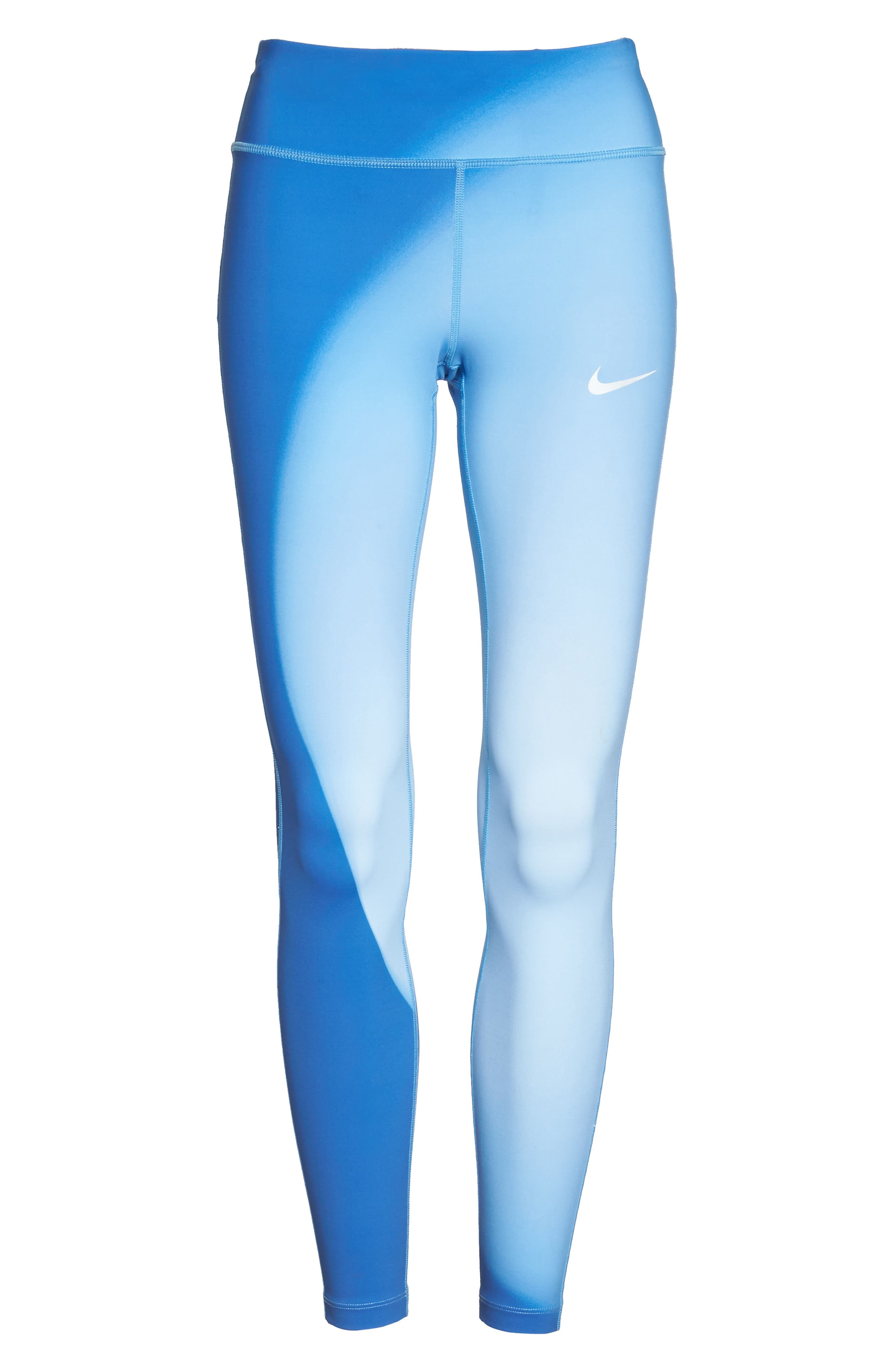 Power Epic Lux 2.0 Running Tights,                             Alternate thumbnail 7, color,                             Star Blue