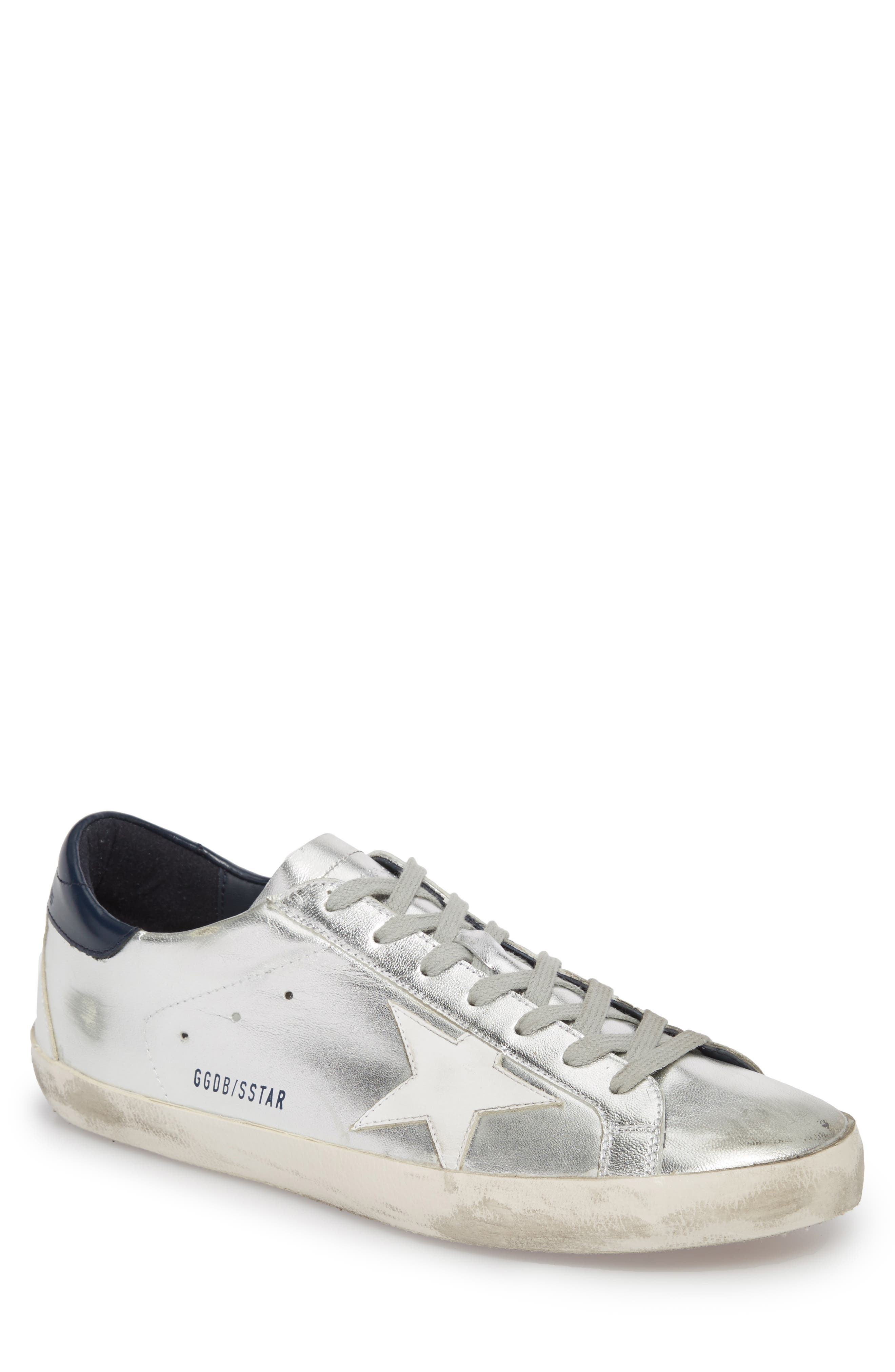 Alternate Image 1 Selected - Golden Goose 'Superstar' Sneaker (Men)