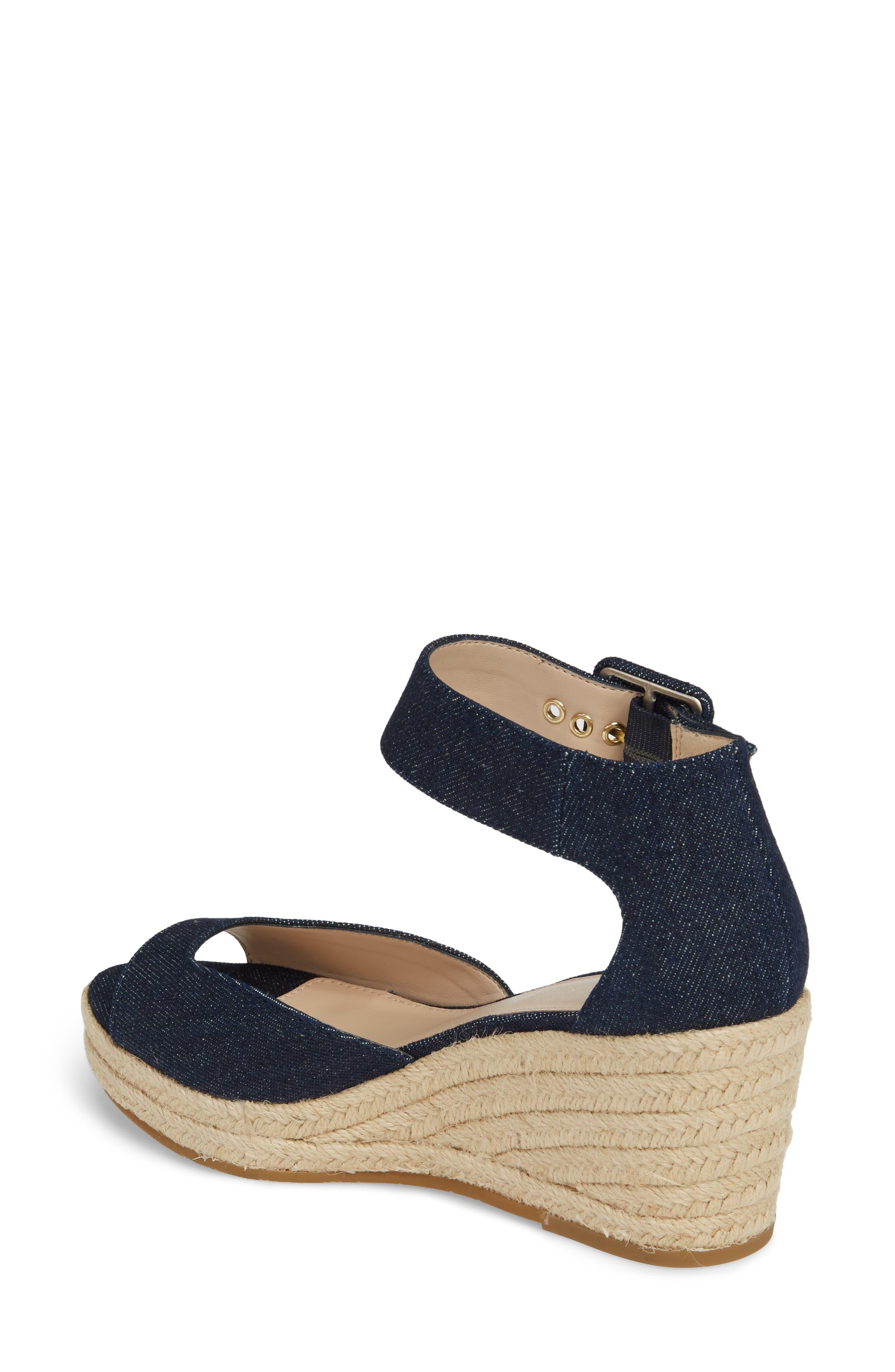 Alternate Image 2  - Pelle Moda Kauai Platform Wedge Sandal (Women)
