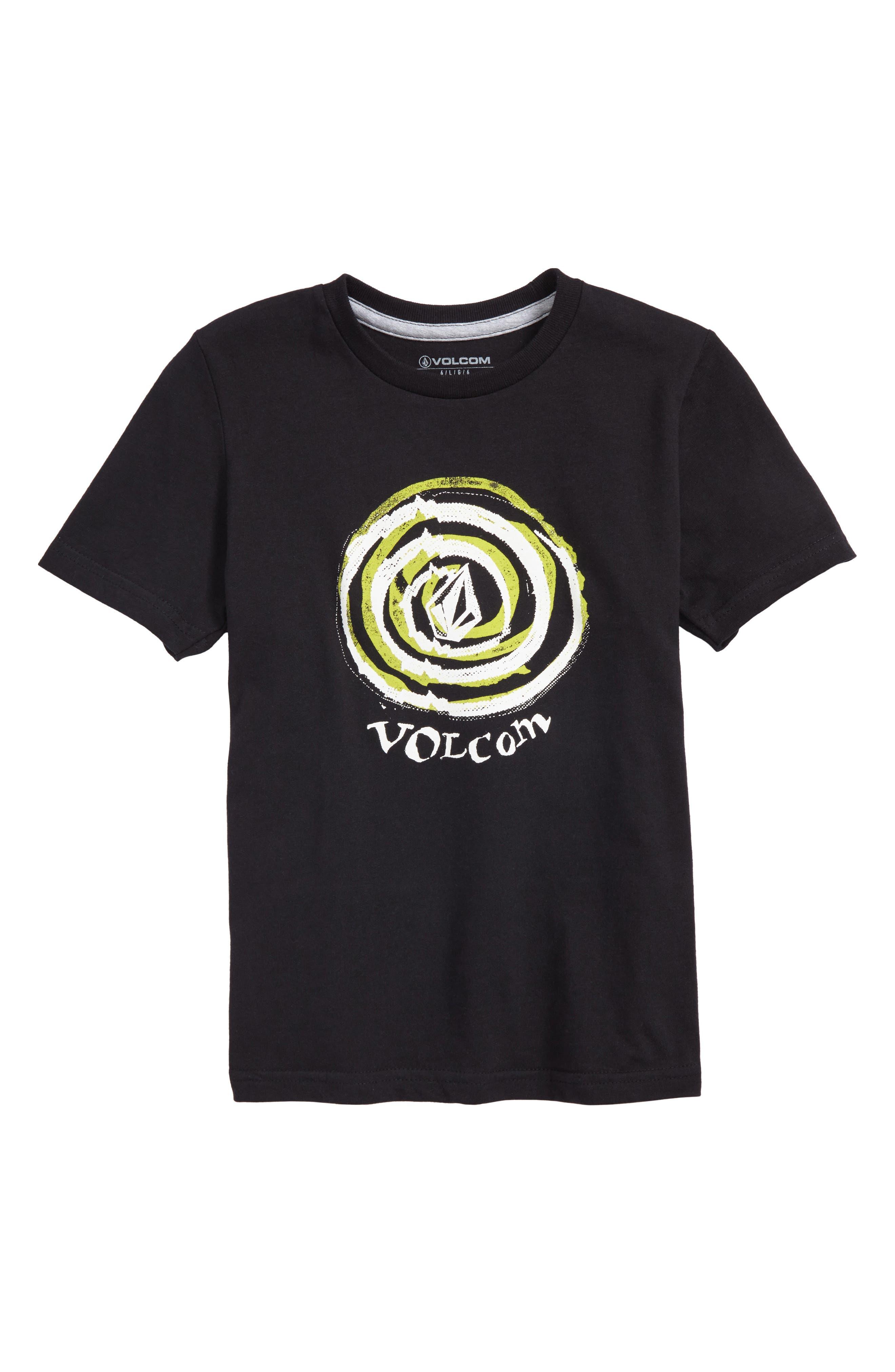 Volcom Comesaround Logo Graphic T-Shirt (Toddler Boys & Little Boys)