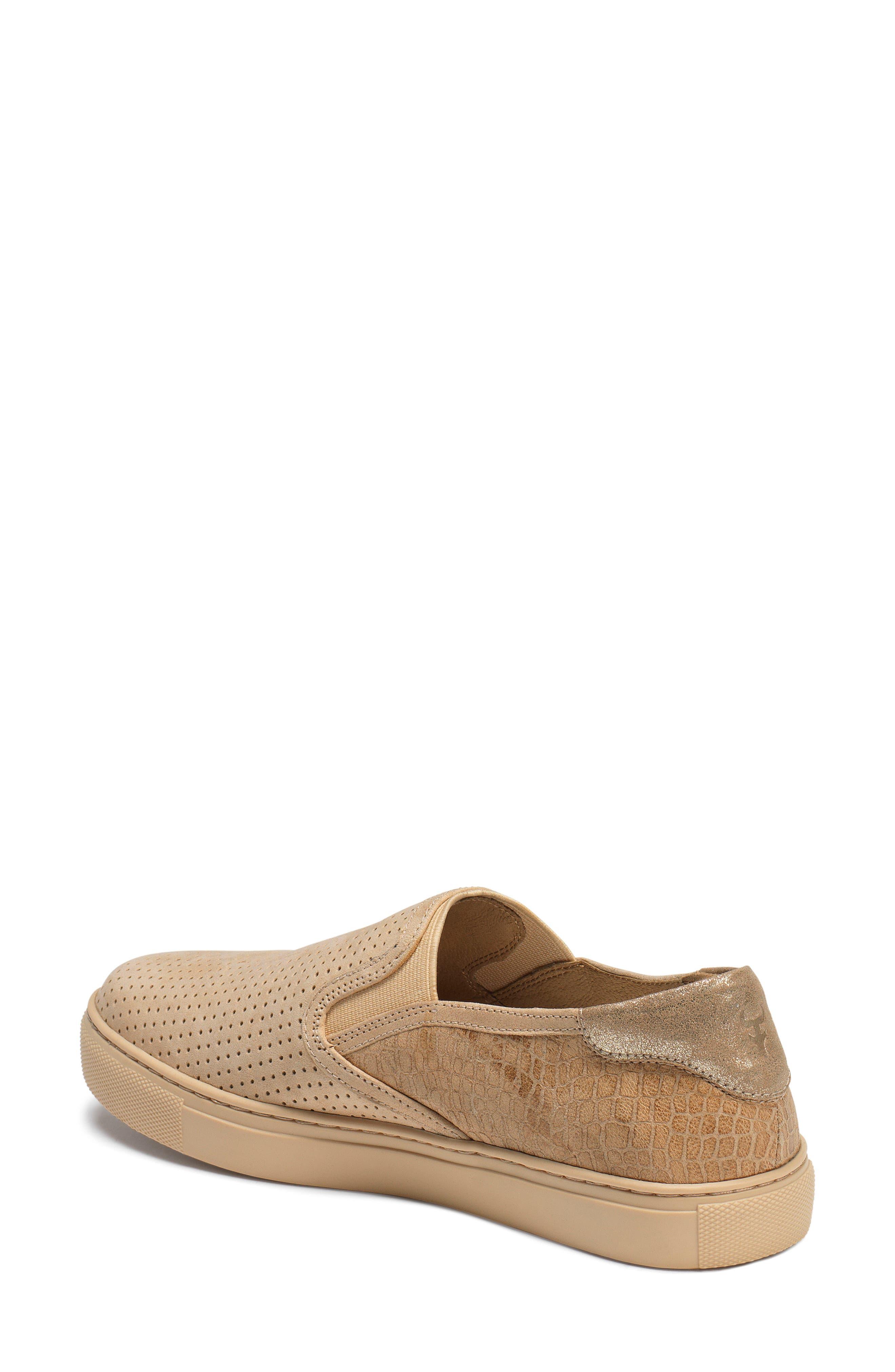 Alternate Image 2  - Trask Lillian Water Resistant Slip-On Sneaker (Women)