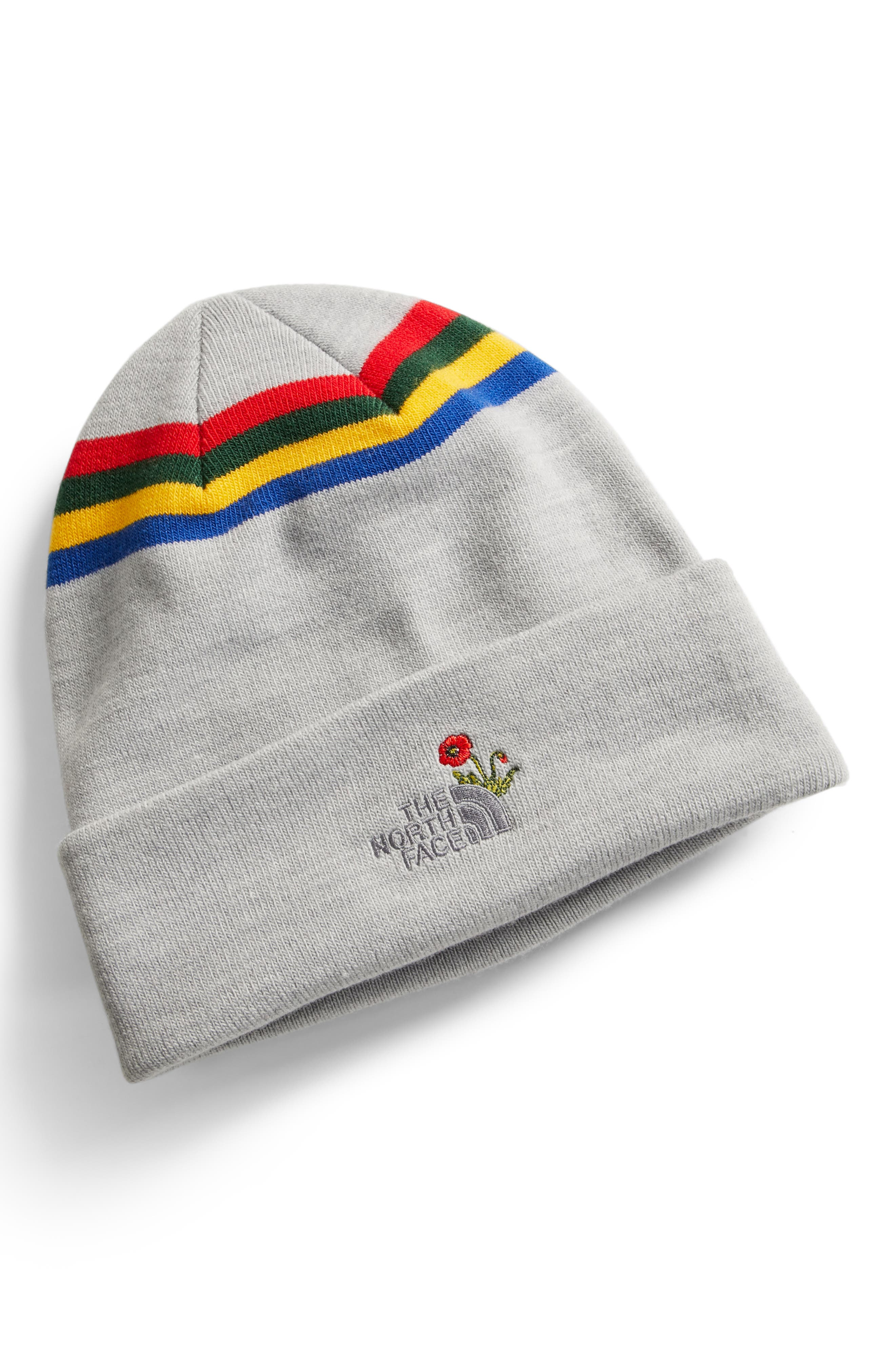 Alternate Image 1 Selected - The North Face Poppy Dock Workers Beanie