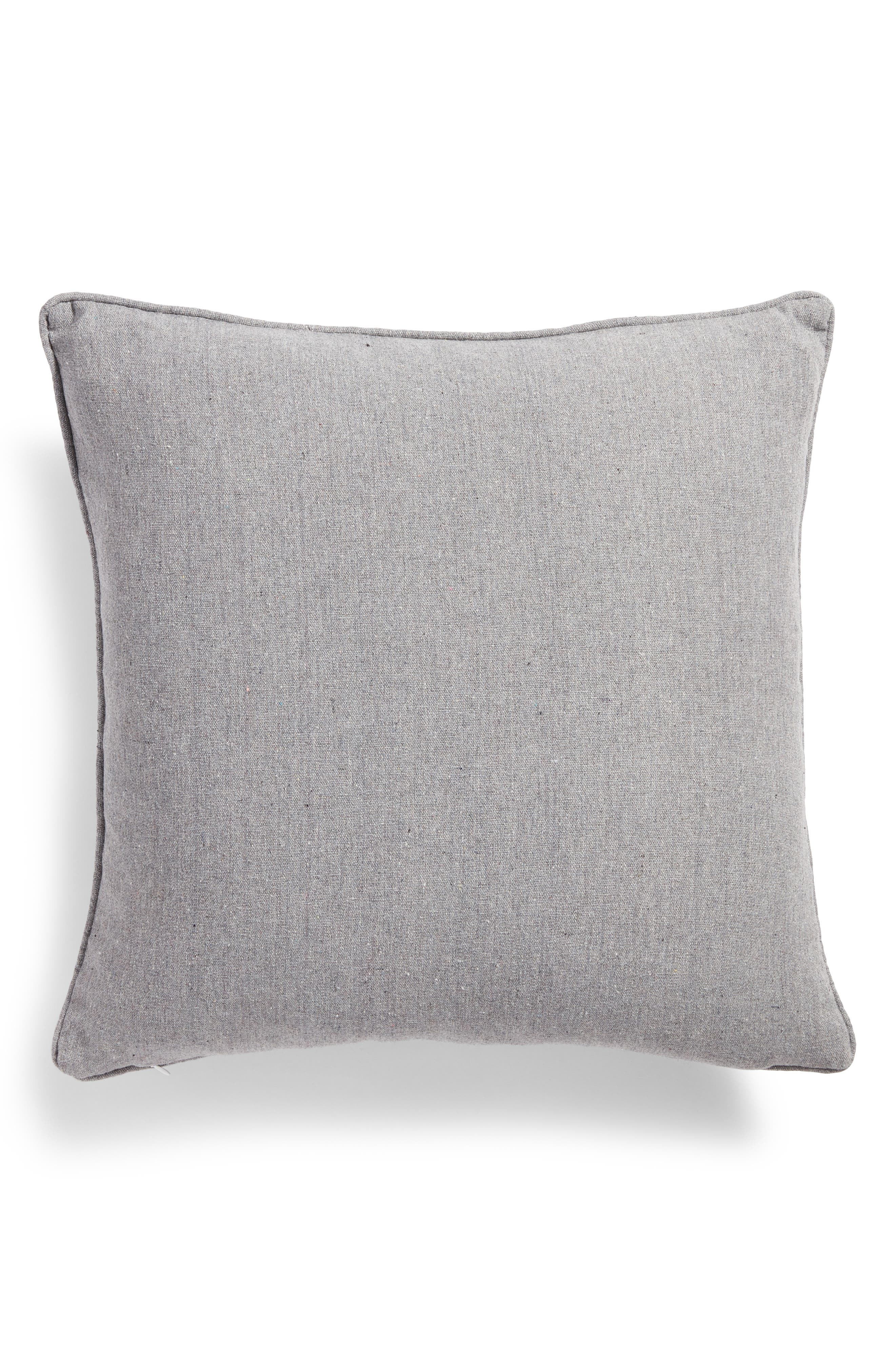 Big Dill Accent Pillow,                             Alternate thumbnail 2, color,                             Grey