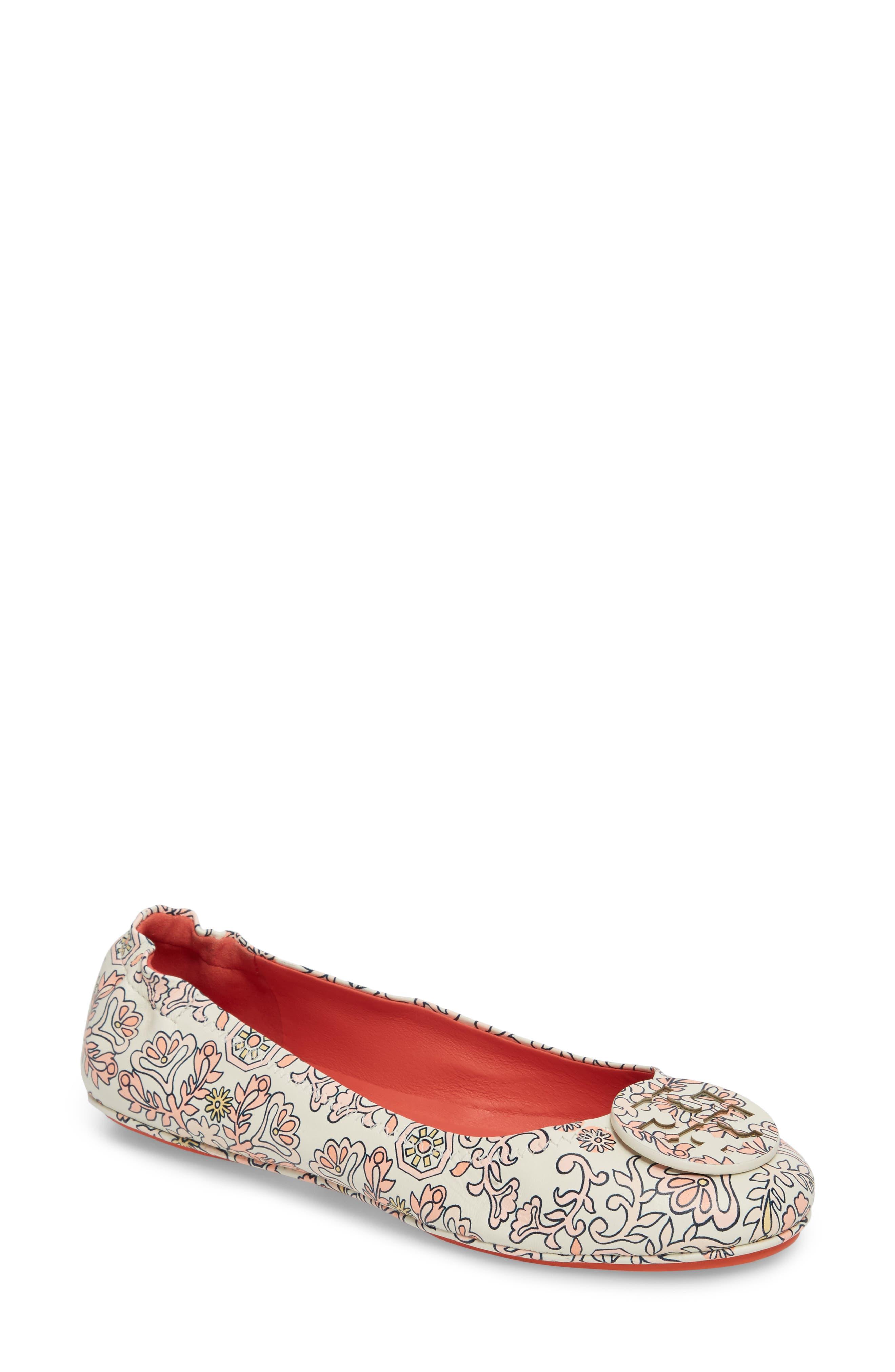 ARA Women's Carr Ballet Flats, -Braun (Alpaca 11)