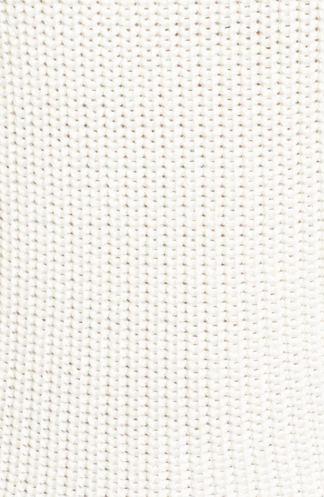 Coco Sweater,                             Alternate thumbnail 5, color,                             White