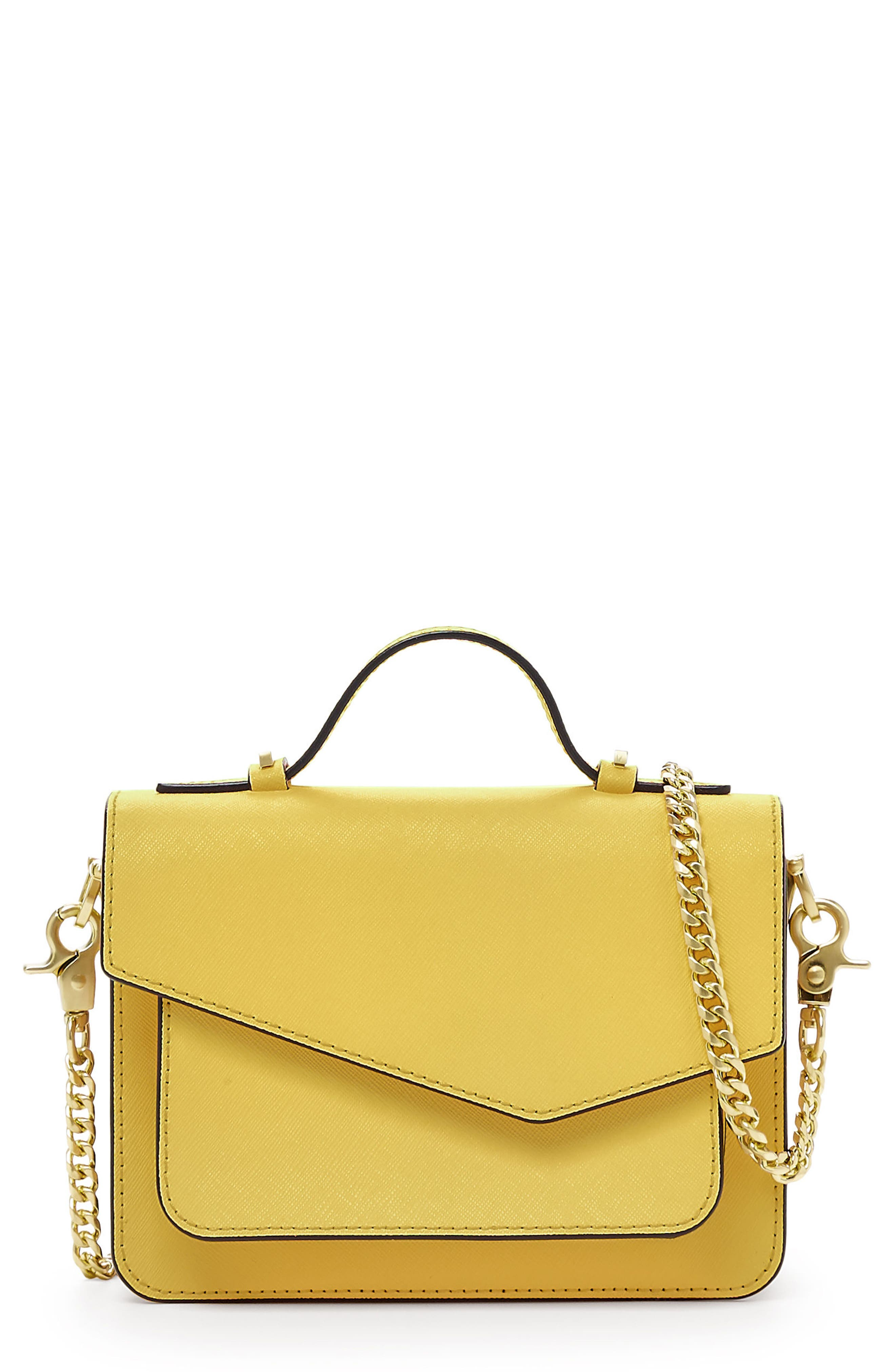 Main Image - Botkier Mini Cobble Hill Calfskin Leather Crossbody Bag
