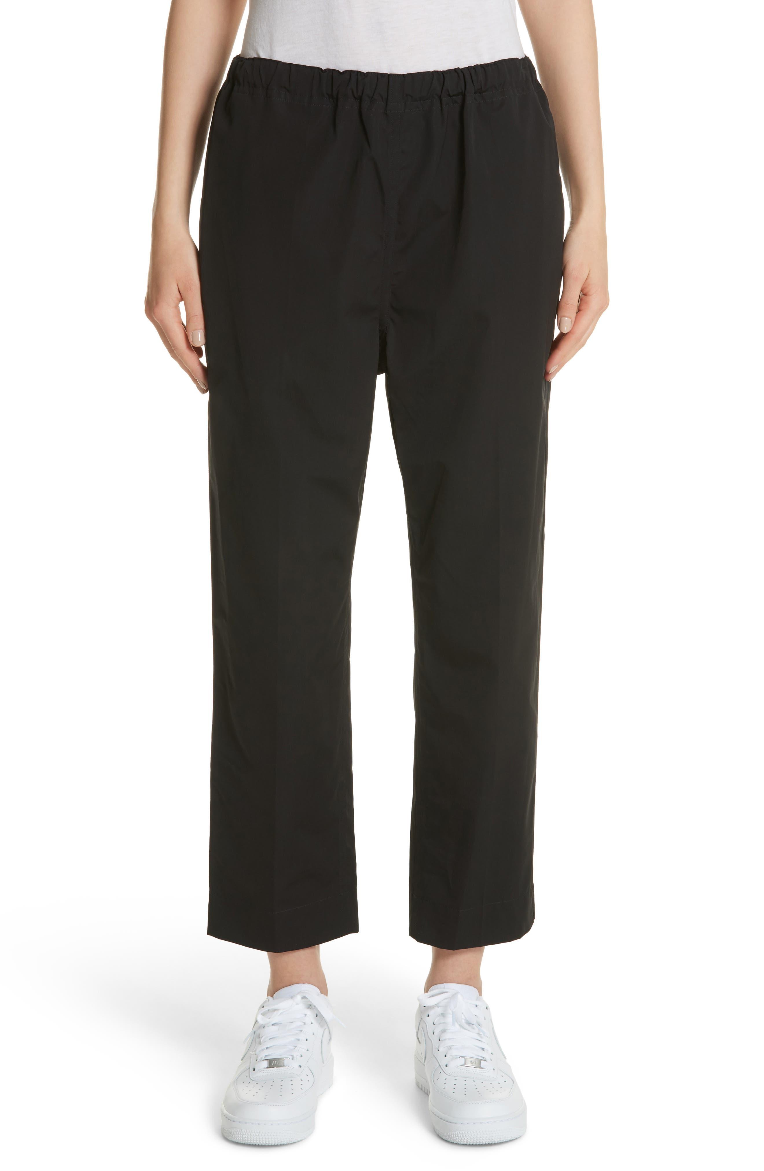 Carrot Pants,                         Main,                         color, Black