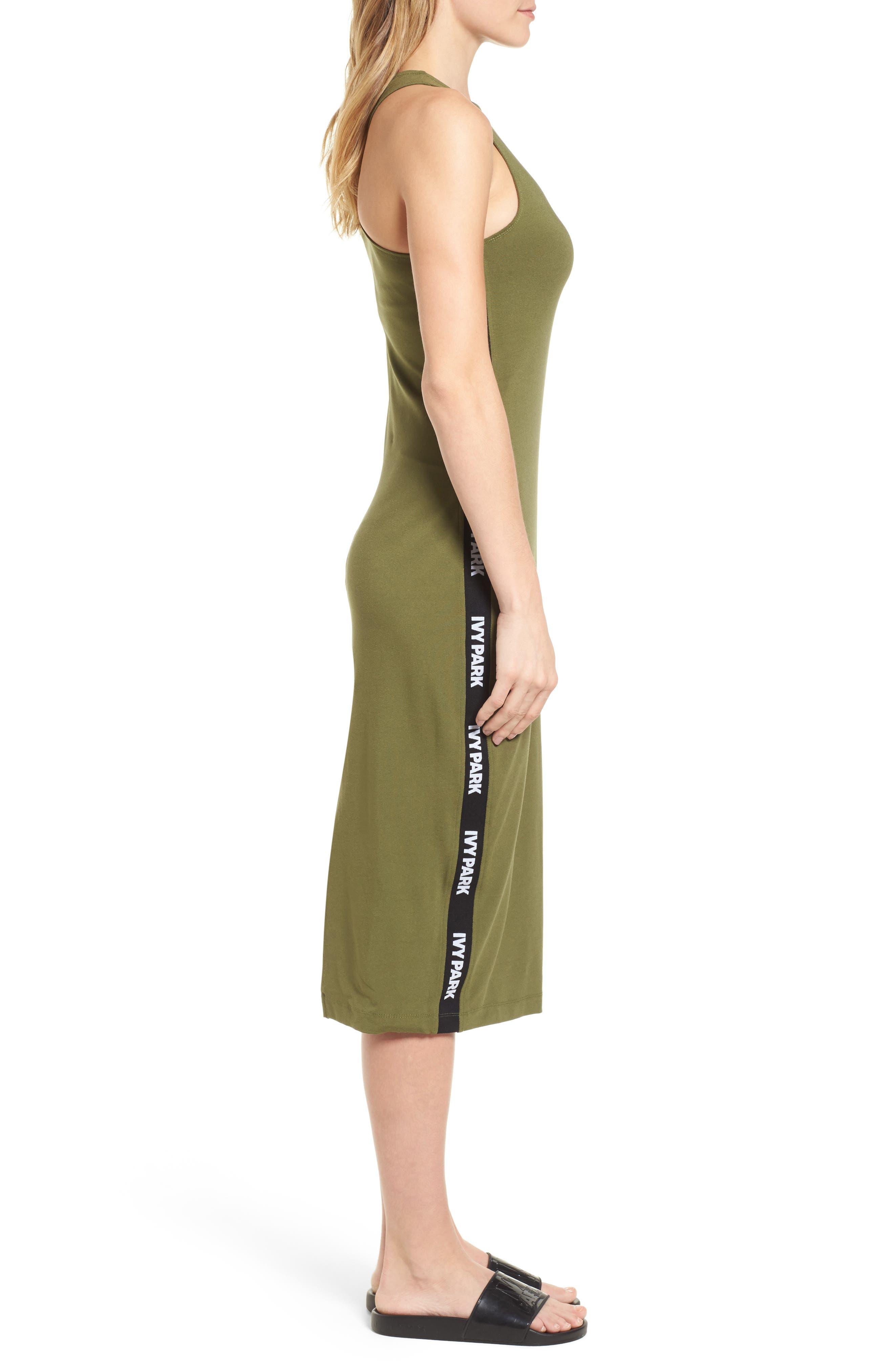 Alternate Image 4  - IVY PARK® Logo Tape Dress