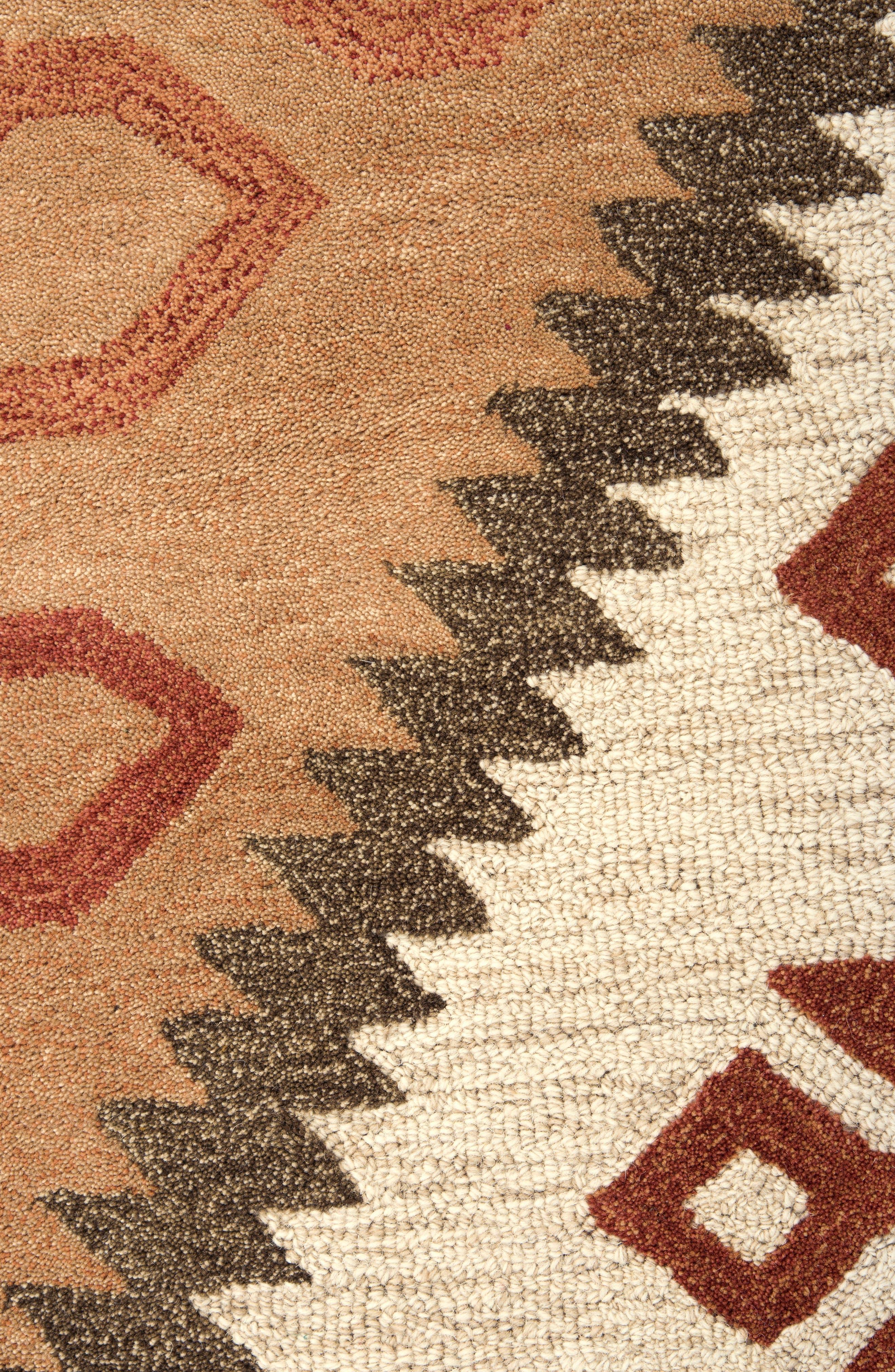 Alternate Image 2  - Rizzy Home Mesa Mesquite Rug