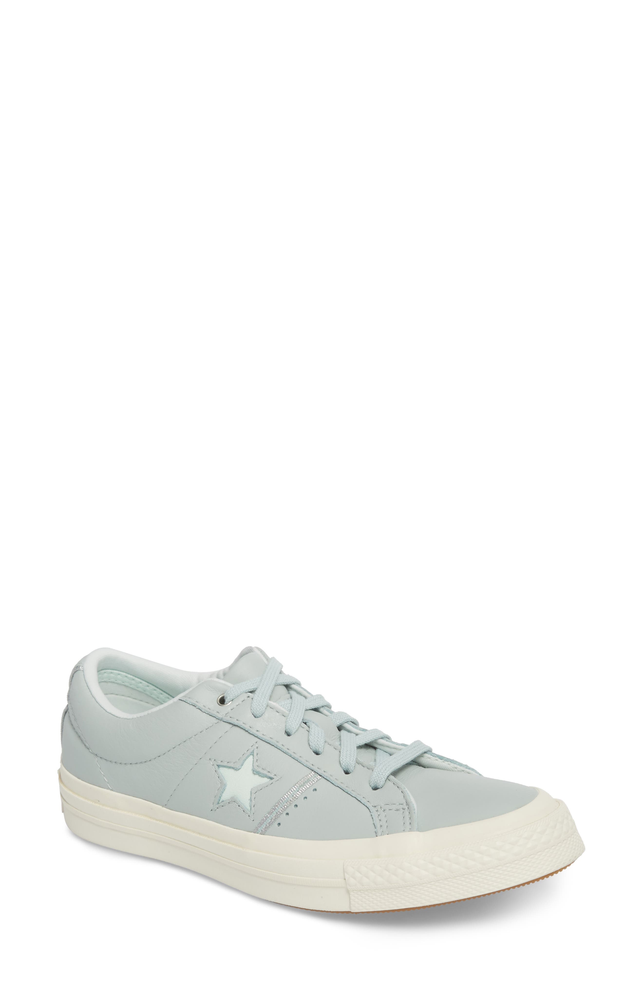 One Star Piping Sneaker,                             Main thumbnail 1, color,                             Dried Bamboo