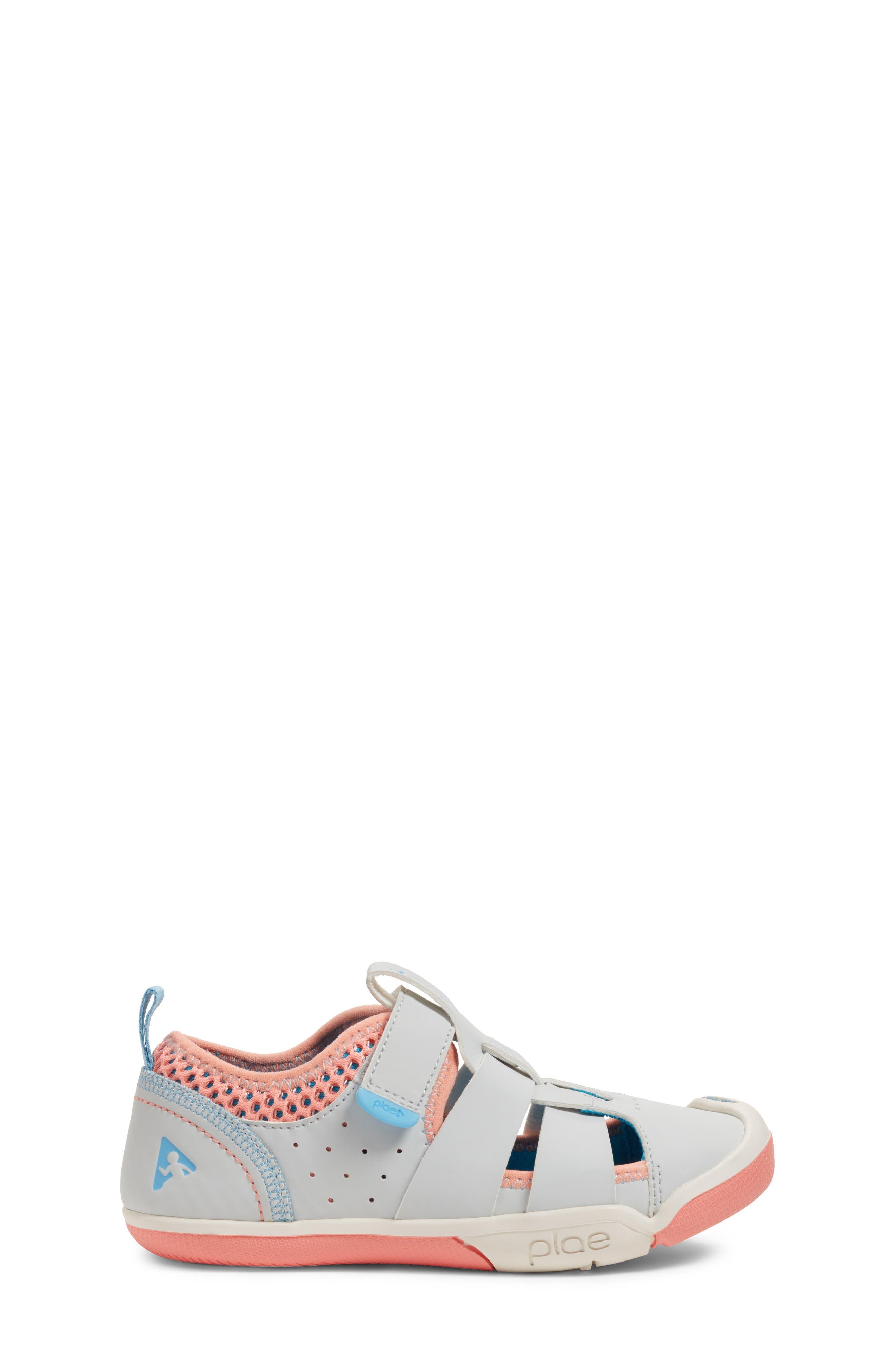 'Sam' Customizable Sneaker,                             Alternate thumbnail 3, color,                             Opal