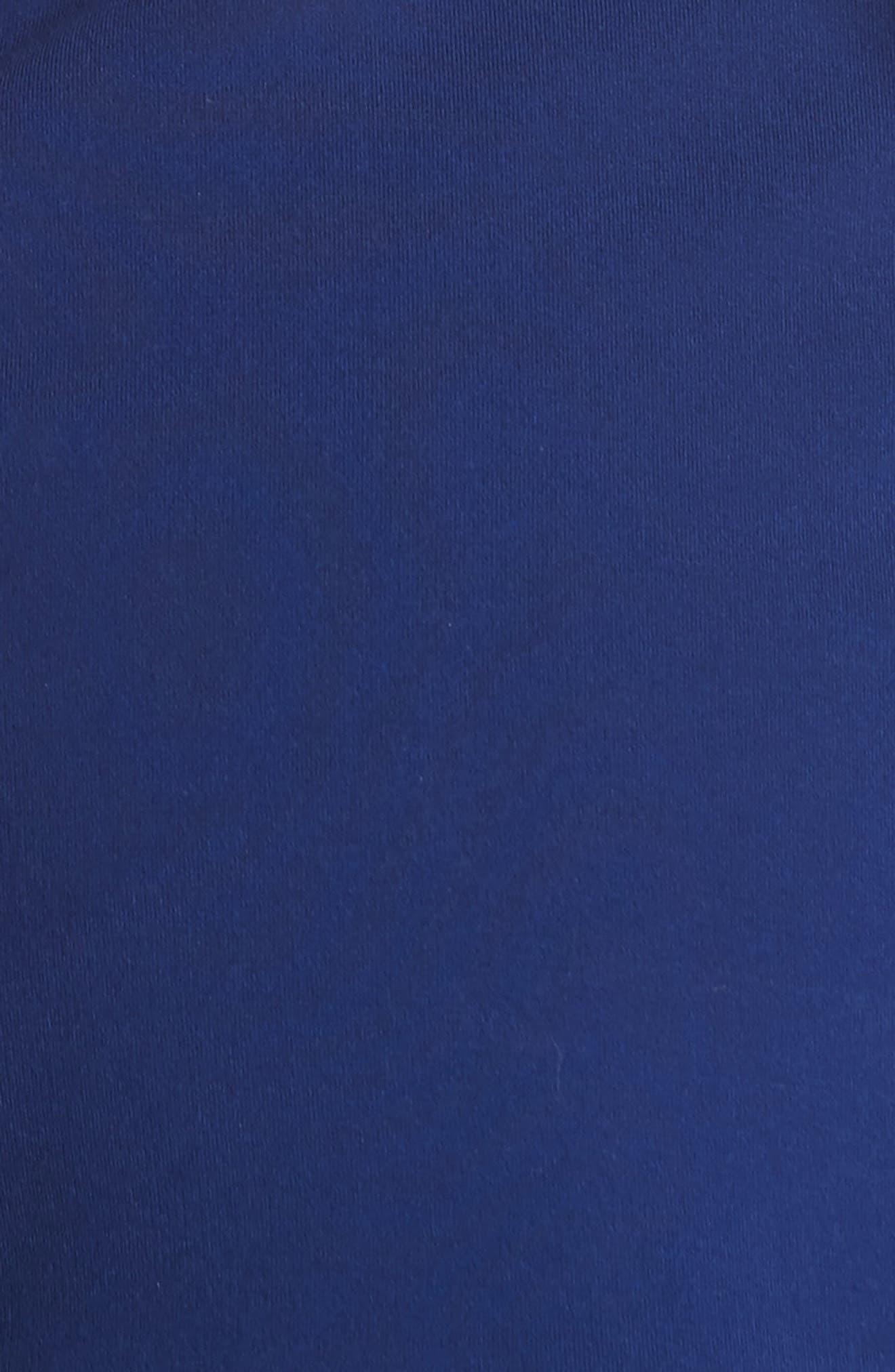 Alternate Image 5  - Alice + Olivia Onella Peplum Hem Fit & Flare Dress