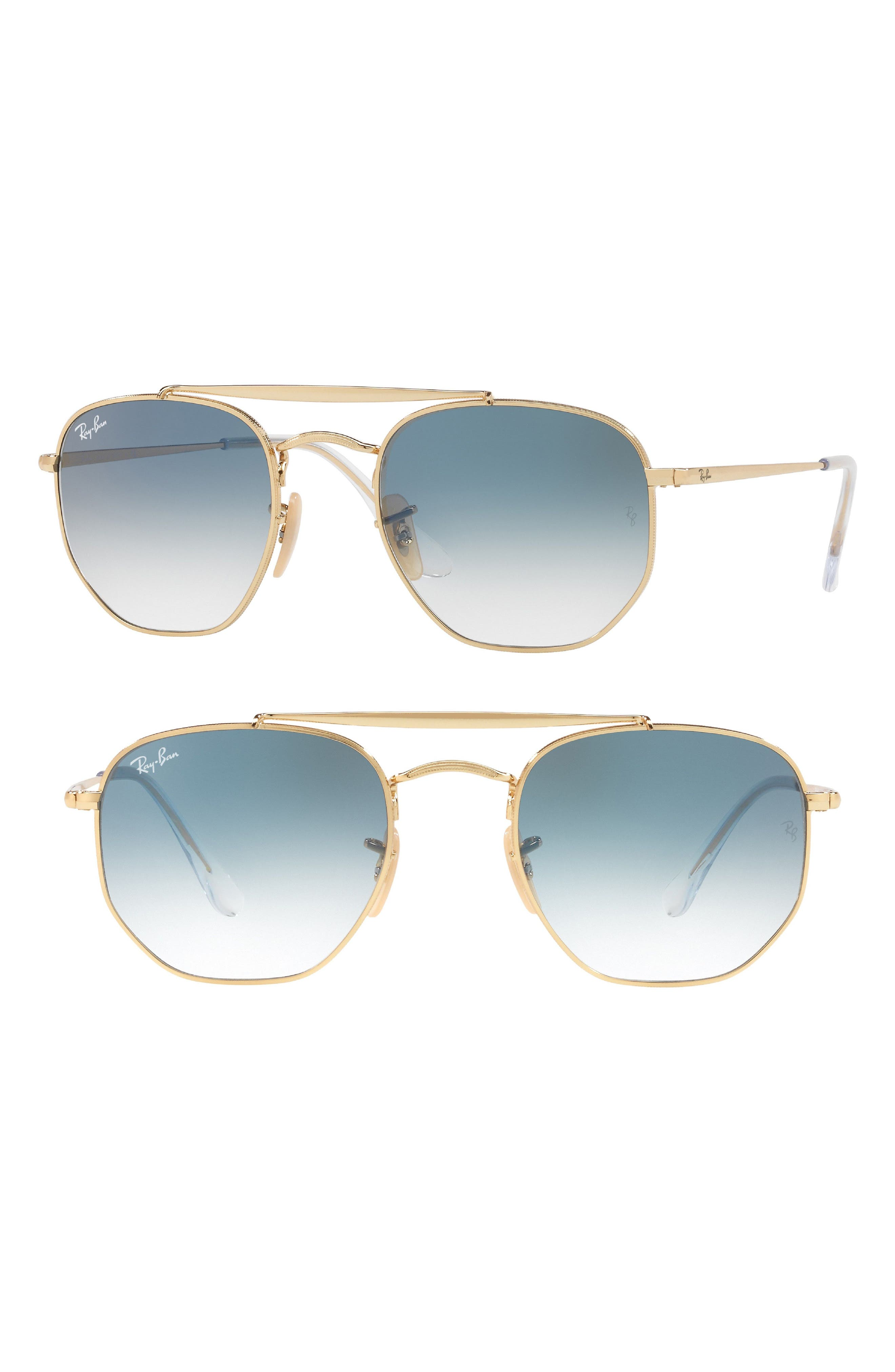 Alternate Image 1 Selected - Ray-Ban 54mm Gradient Sunglasses