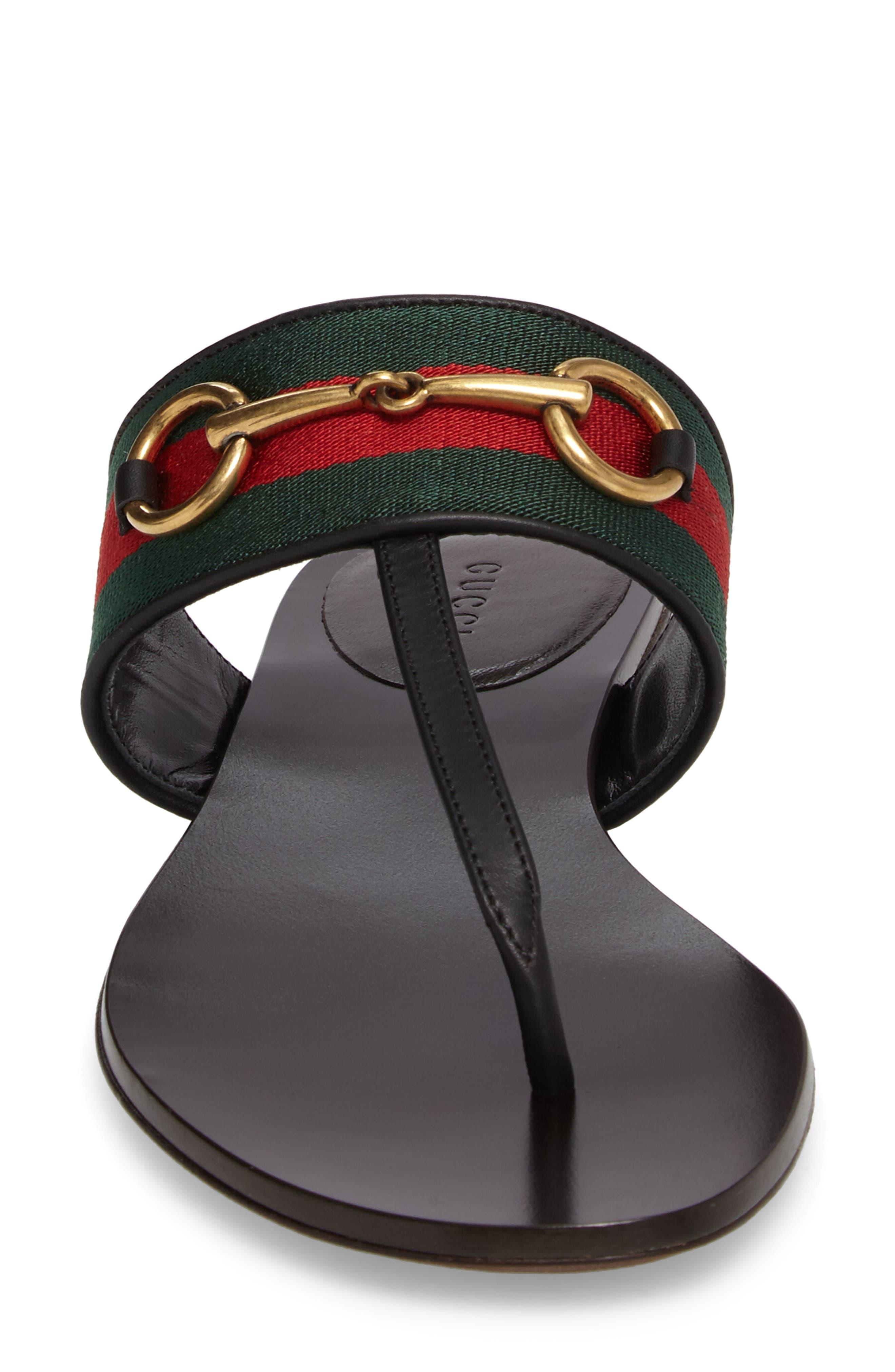 Alternate Image 4  - Gucci Querelle Sandal (Women)