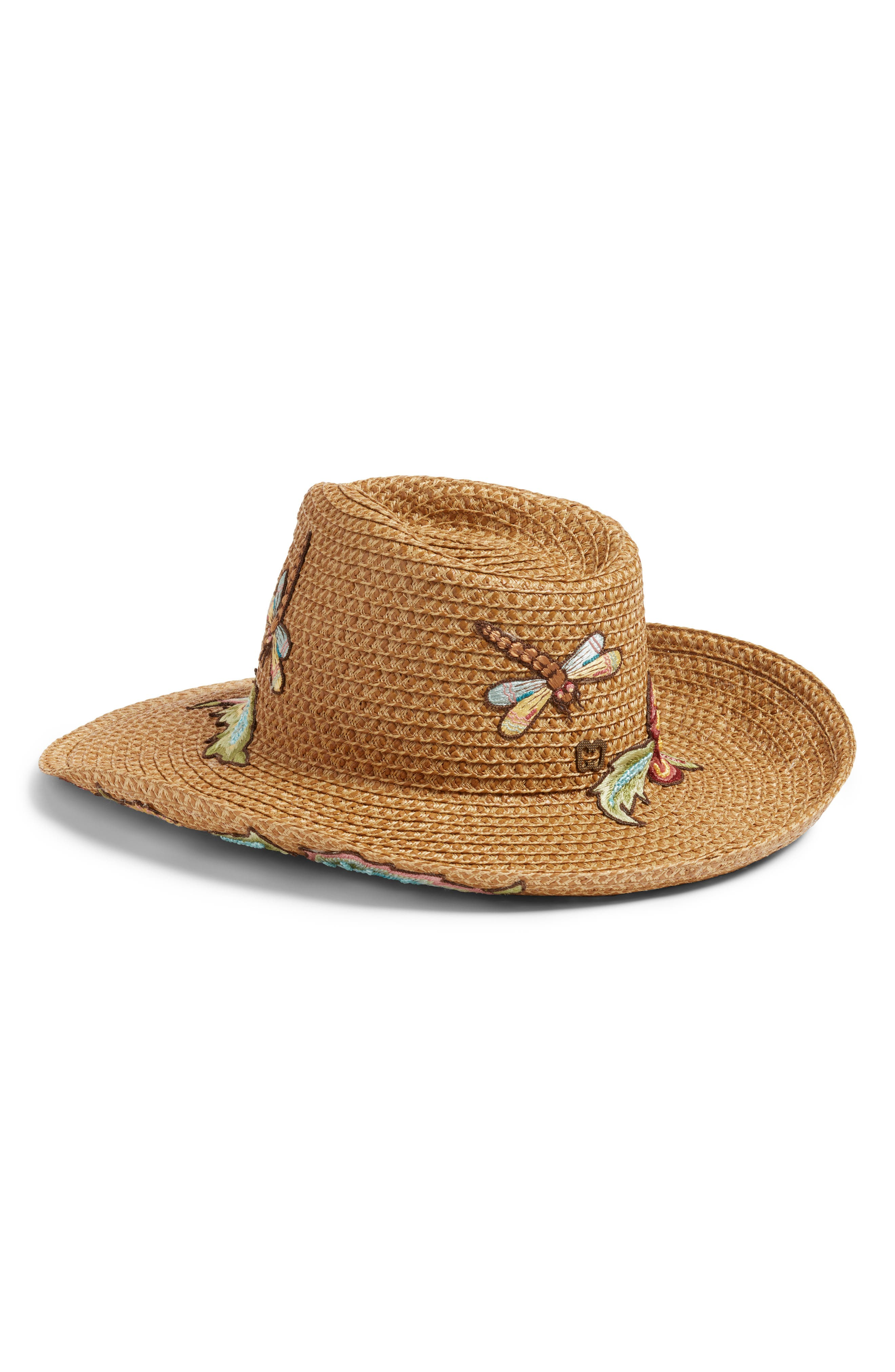 Eden Squishee<sup>®</sup> Western Hat,                             Alternate thumbnail 2, color,                             Natural Mix