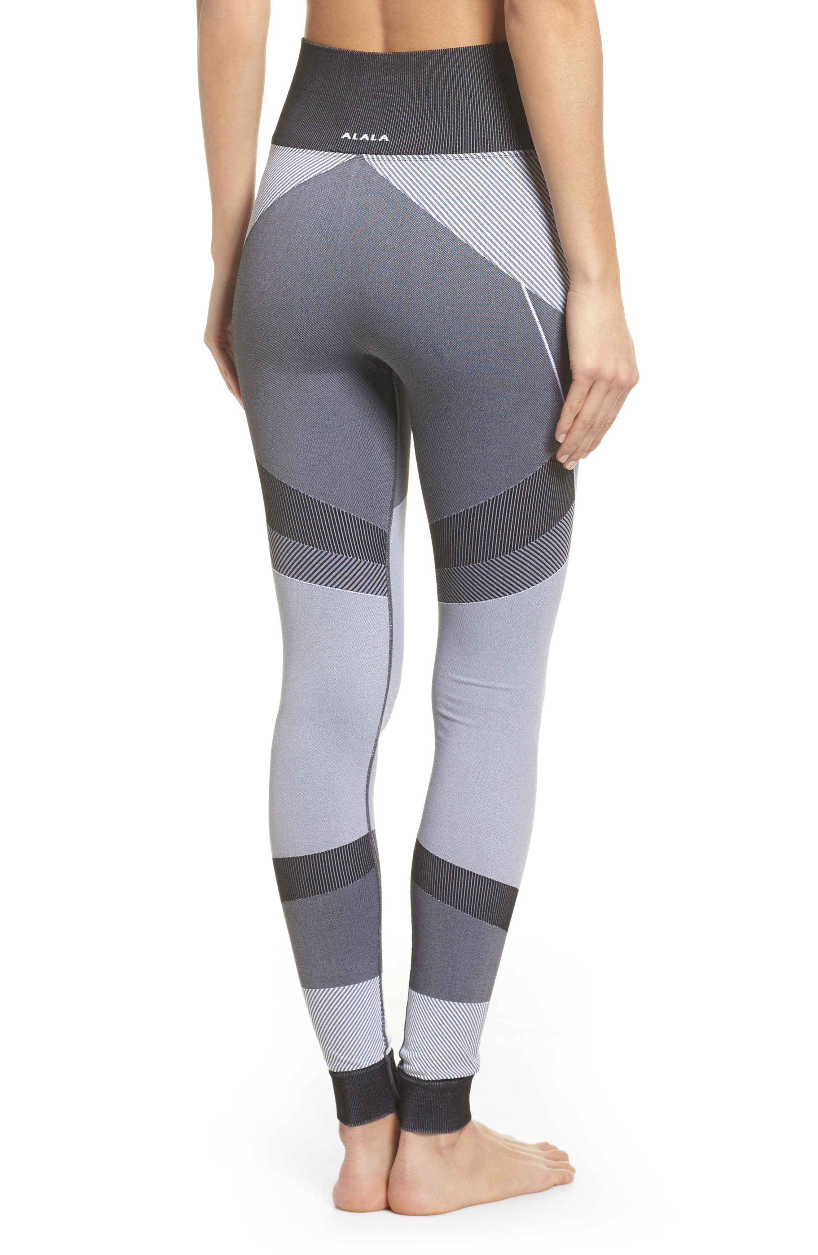 Alternate Image 3  - ALALA Score High Waist Leggings