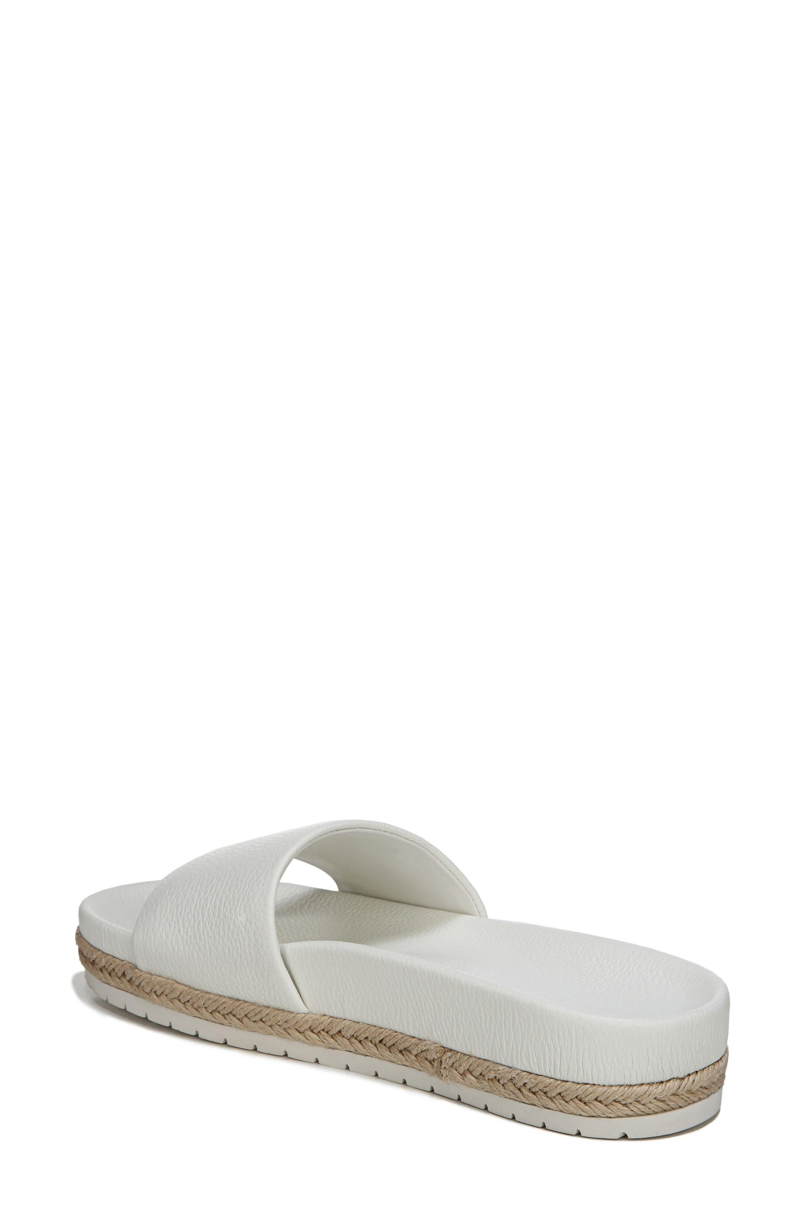 Aurelia Slide Sandal,                             Alternate thumbnail 2, color,                             Panna Cotta