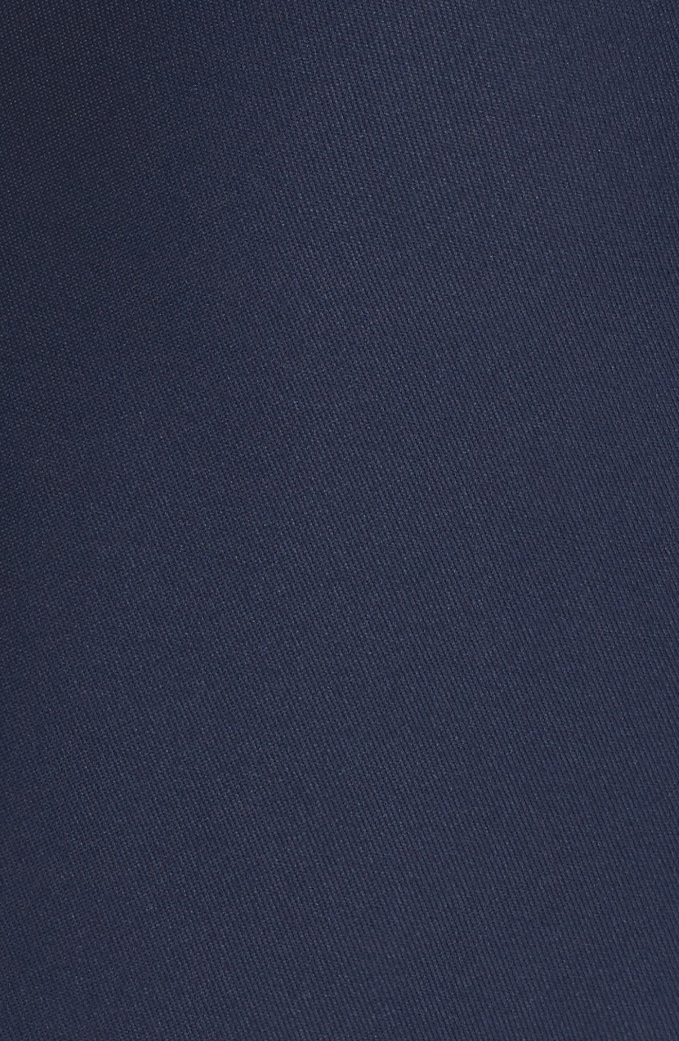 Alternate Image 5  - Cooper St Azalea Flounce Hem Dress (Plus Size)