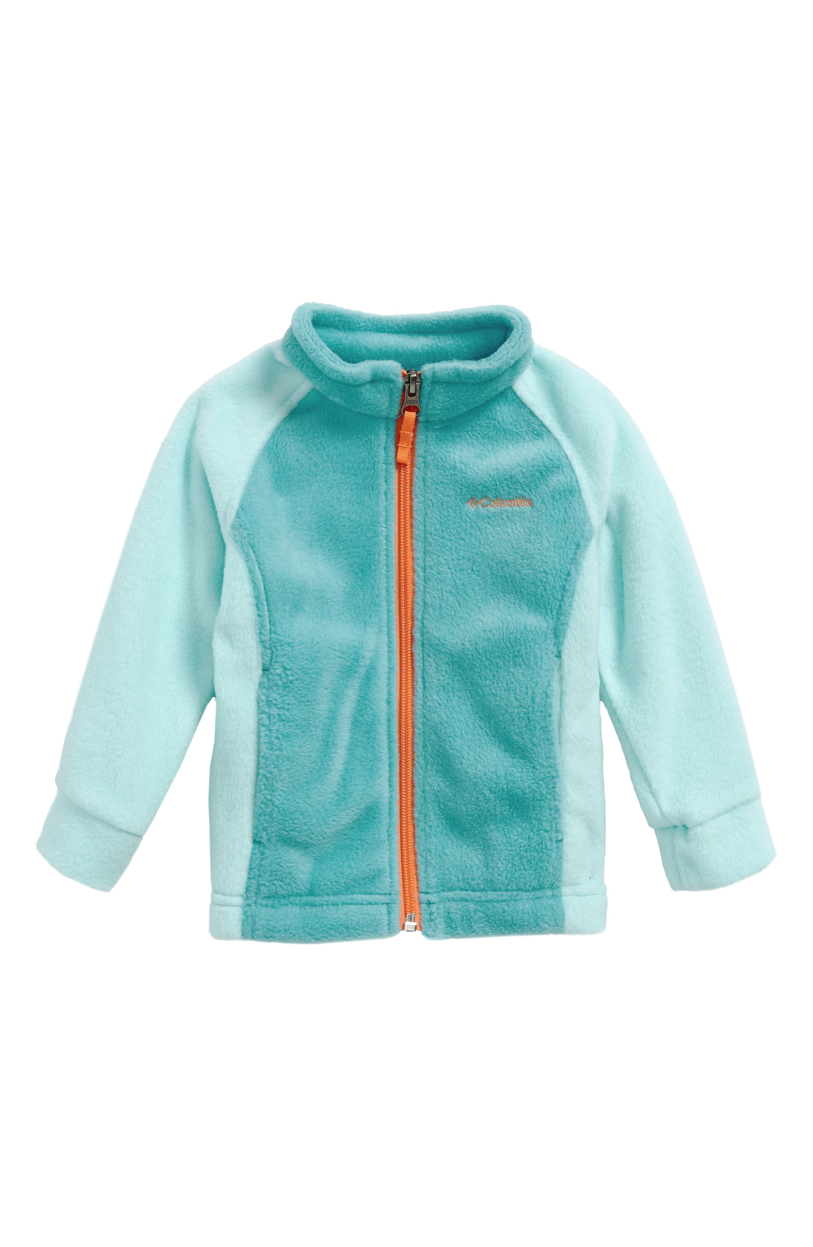 Main Image - Columbia Benton Springs Fleece Jacket (Baby Girls)