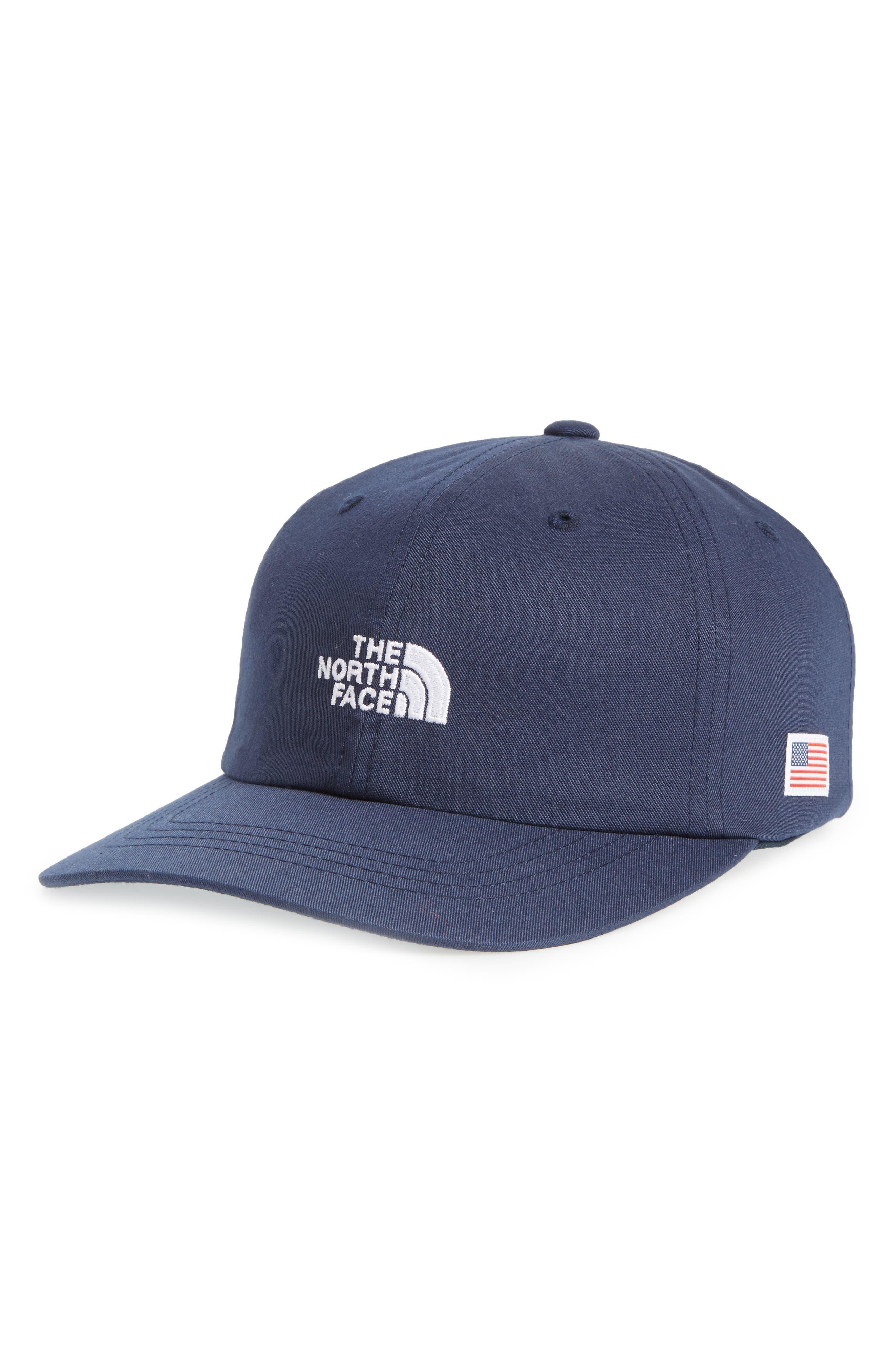 International Collection Baseball Cap,                         Main,                         color, Cosmic Blue