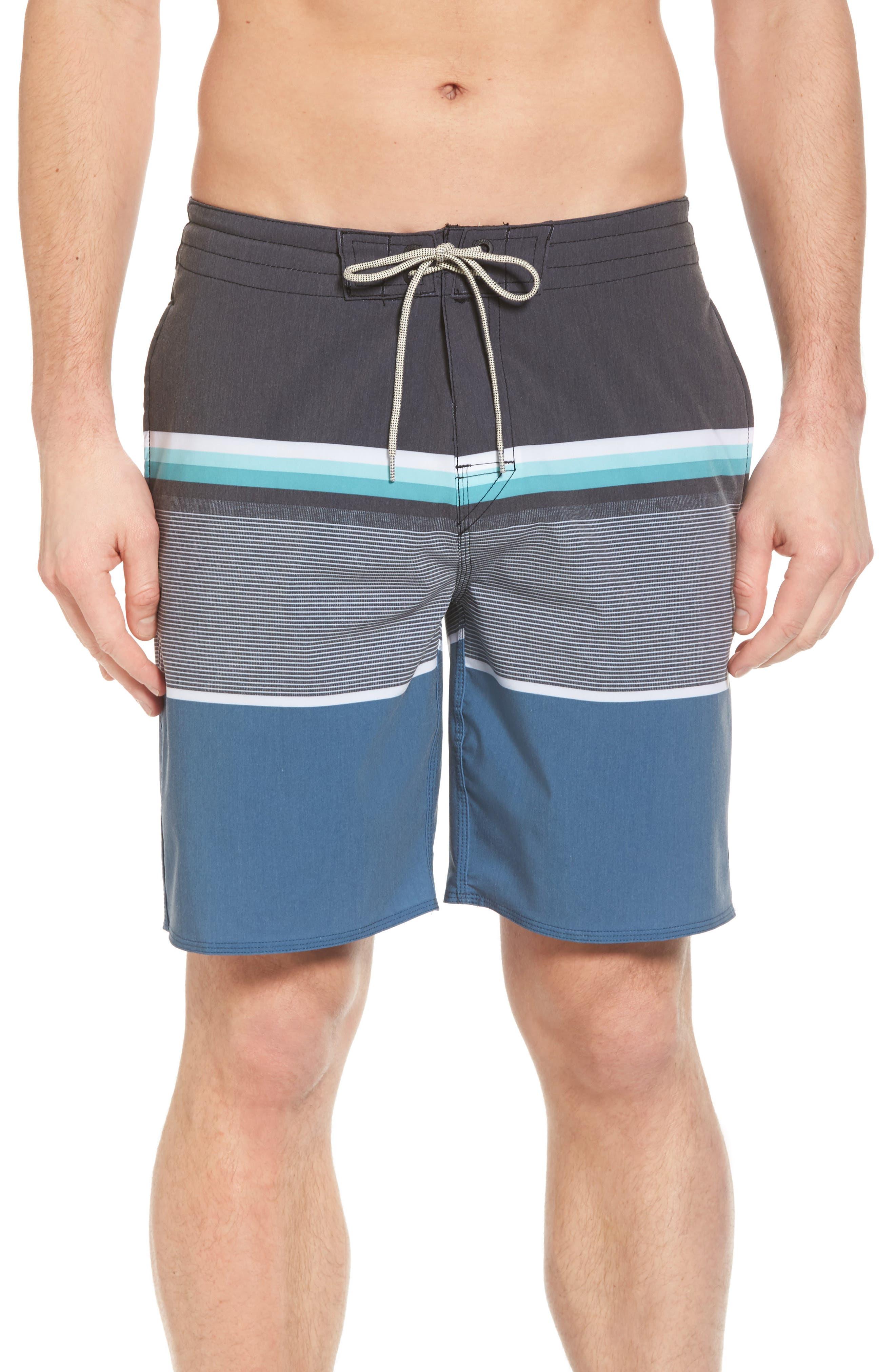 Rapture Layday Board Shorts,                         Main,                         color, Black