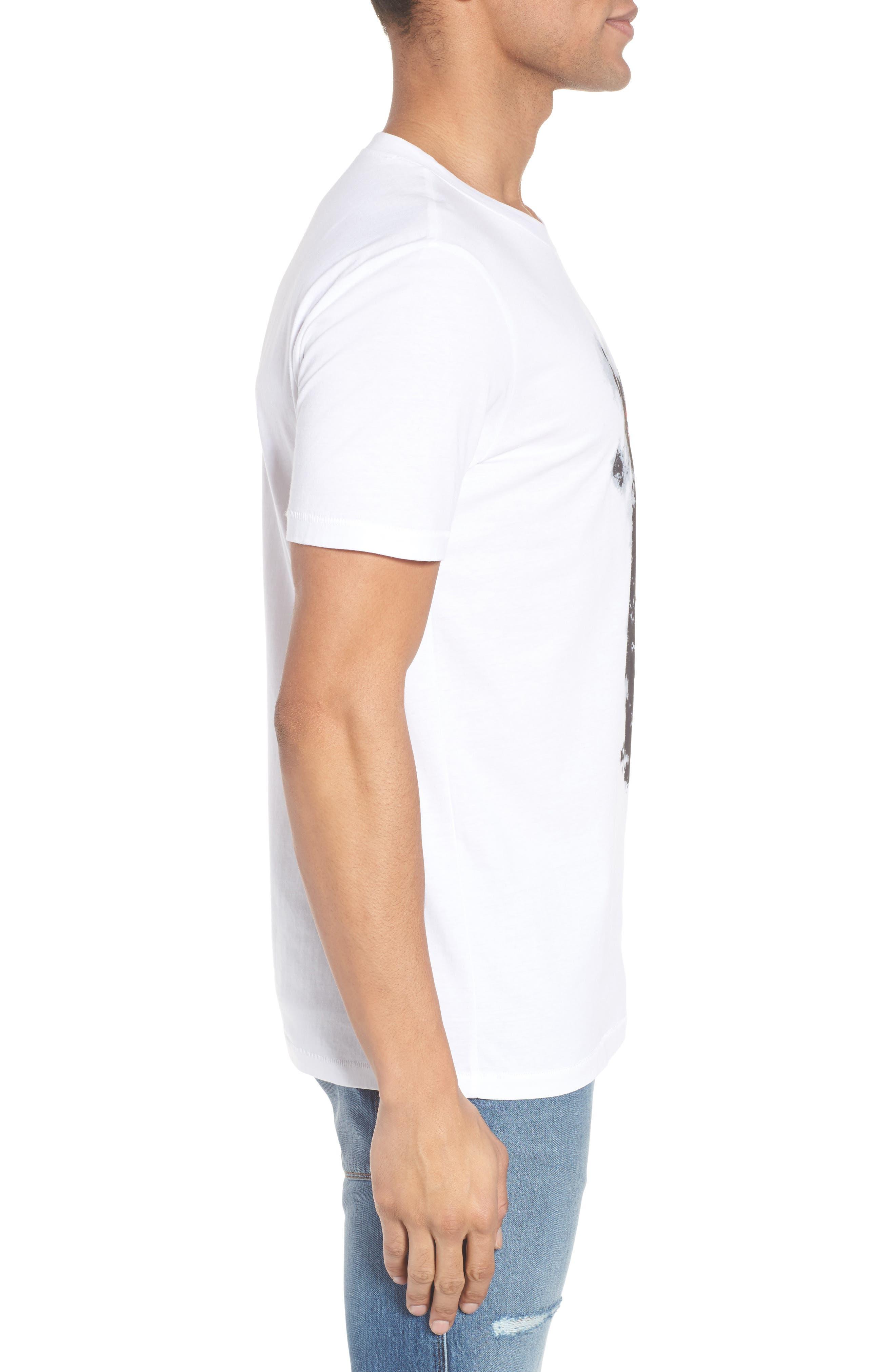 Alternate Image 3  - HUGO Duda Graphic T-Shirt
