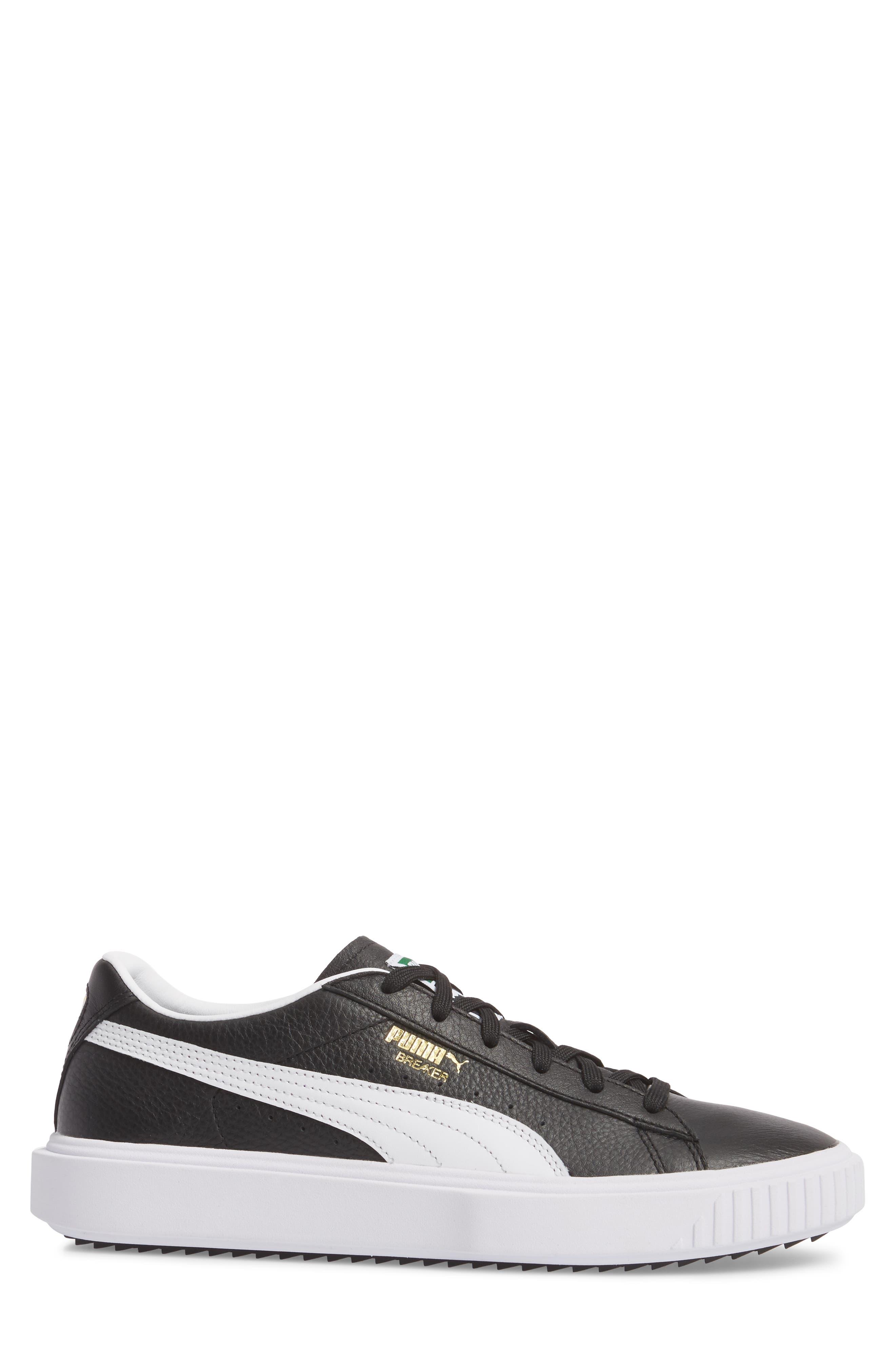 Alternate Image 3  - PUMA Breaker Low Top Sneaker (Men)