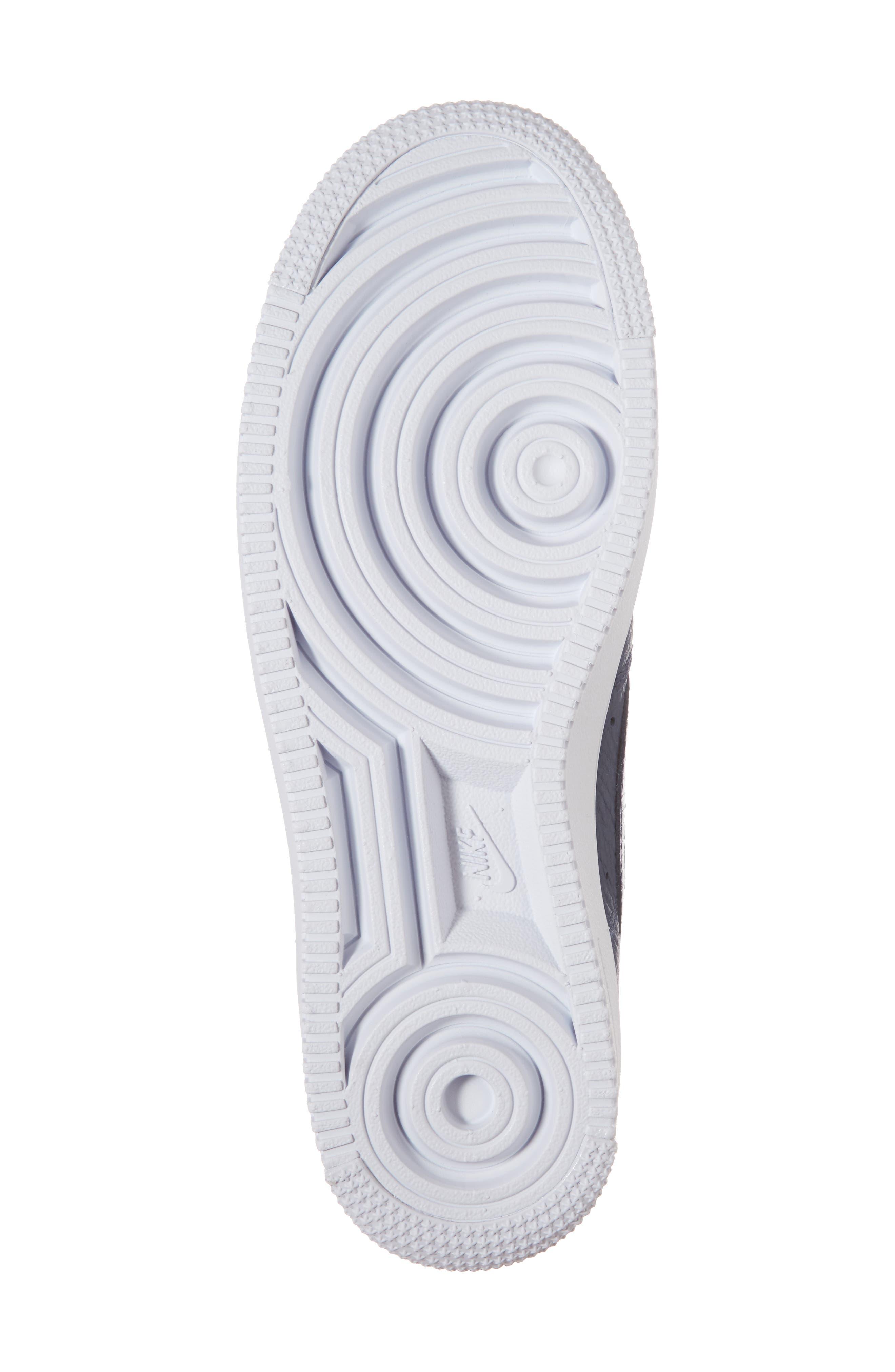 Air Force 1 Ultraforce Sneaker,                             Alternate thumbnail 6, color,                             Navy/ Navy/ White