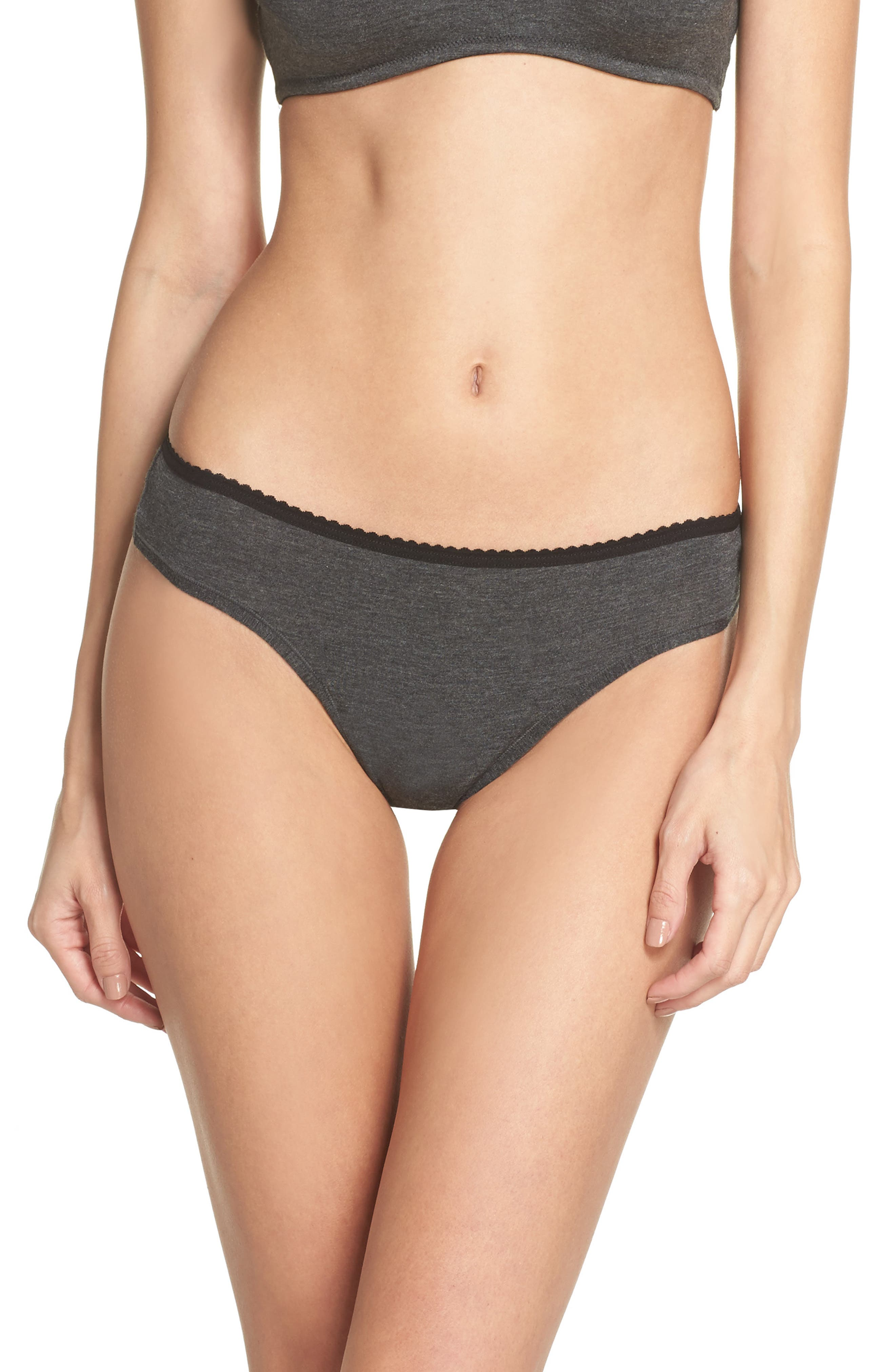 Undressed Thong,                         Main,                         color, Black
