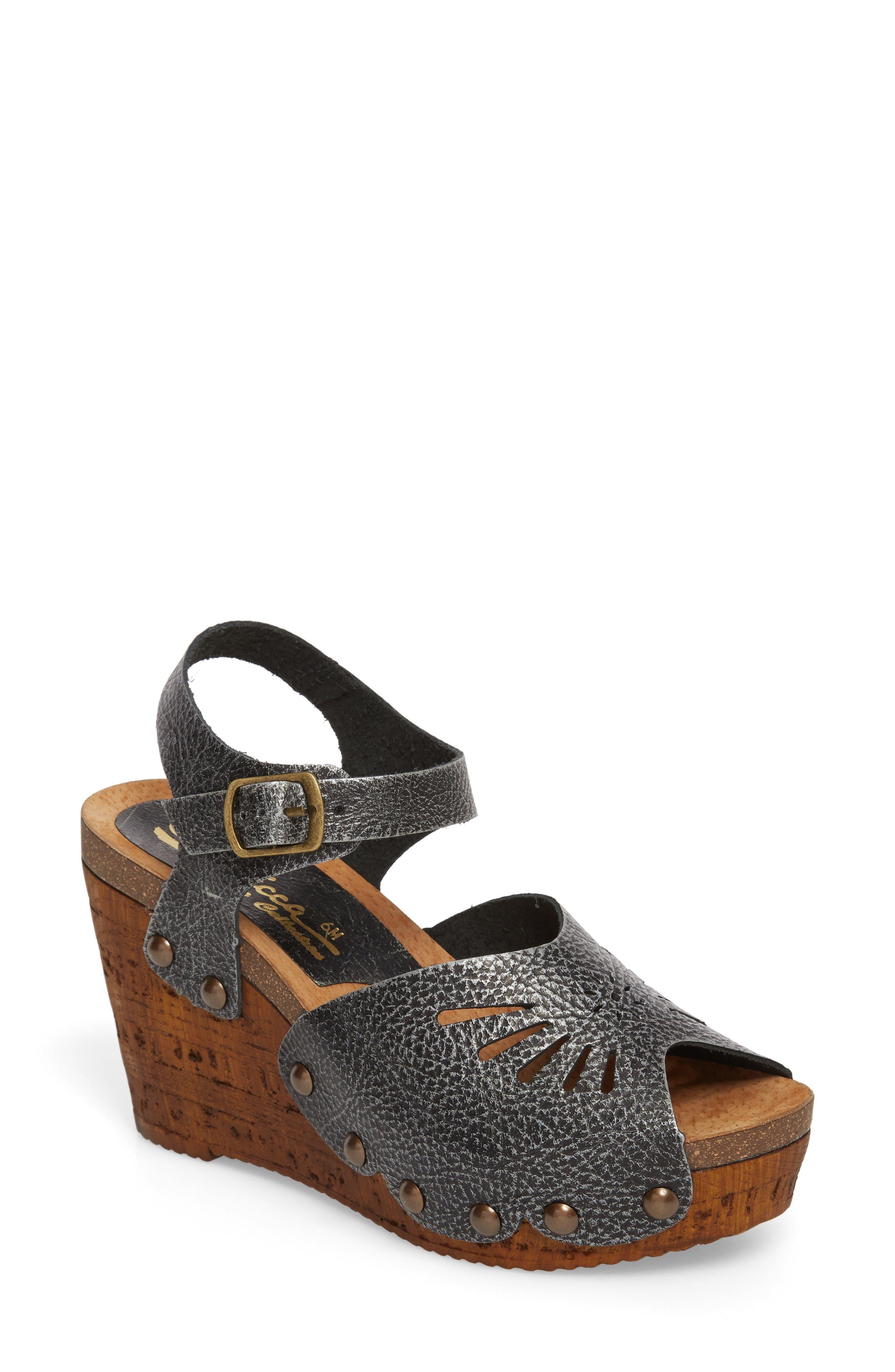 Sbicca Langsa Wedge Sandal (Women)