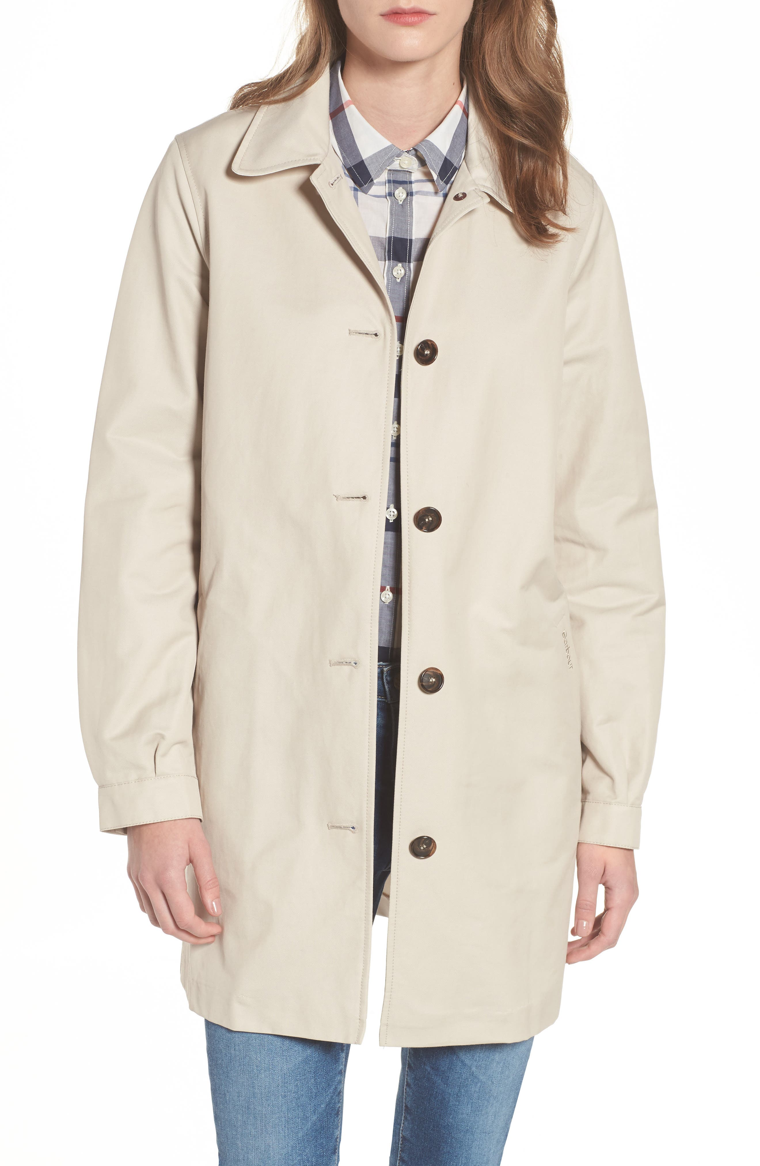 Alternate Image 1 Selected - Barbour Yewdale Jacket