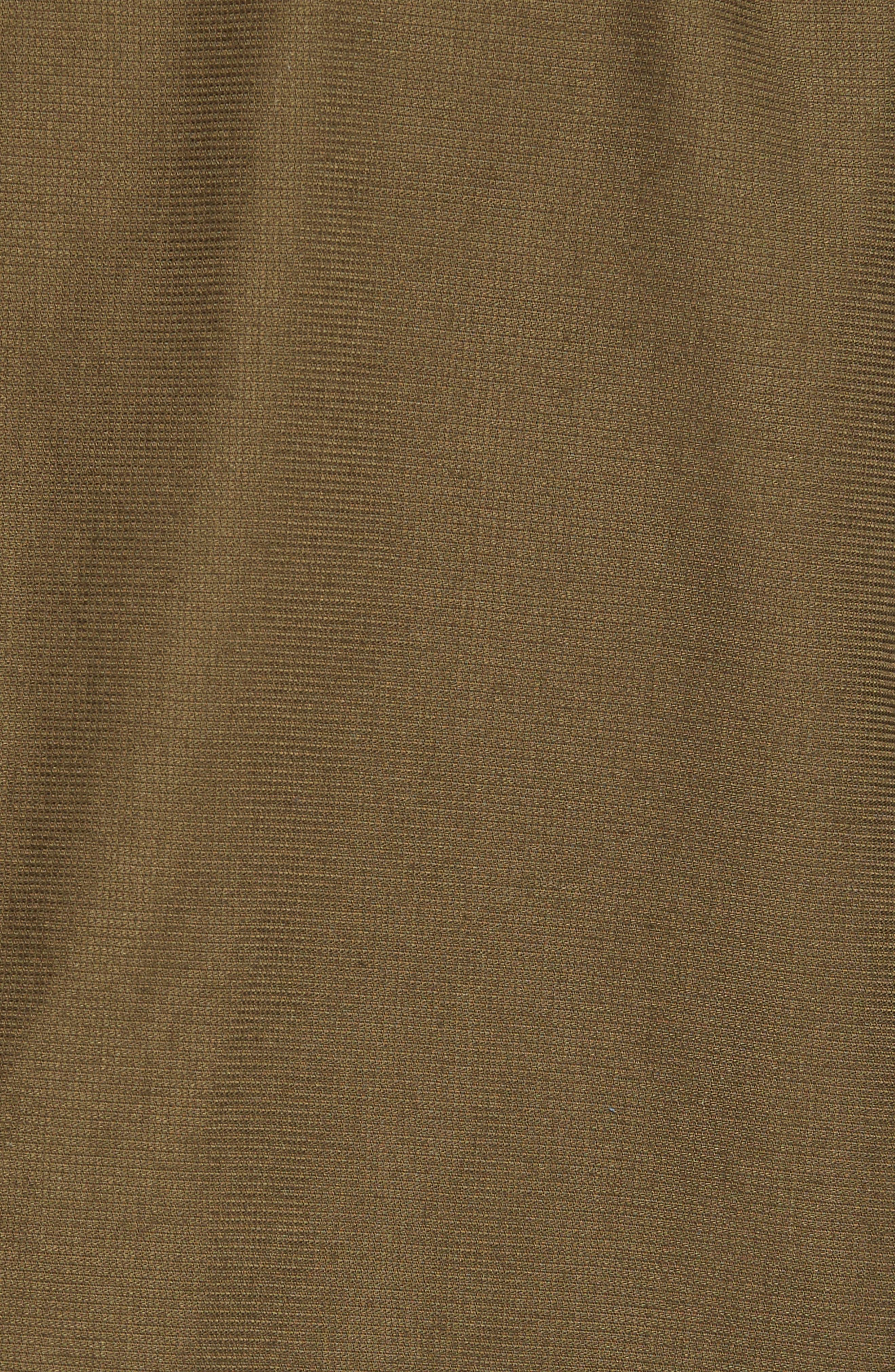 Shirt Jacket Parka,                             Alternate thumbnail 5, color,                             Army