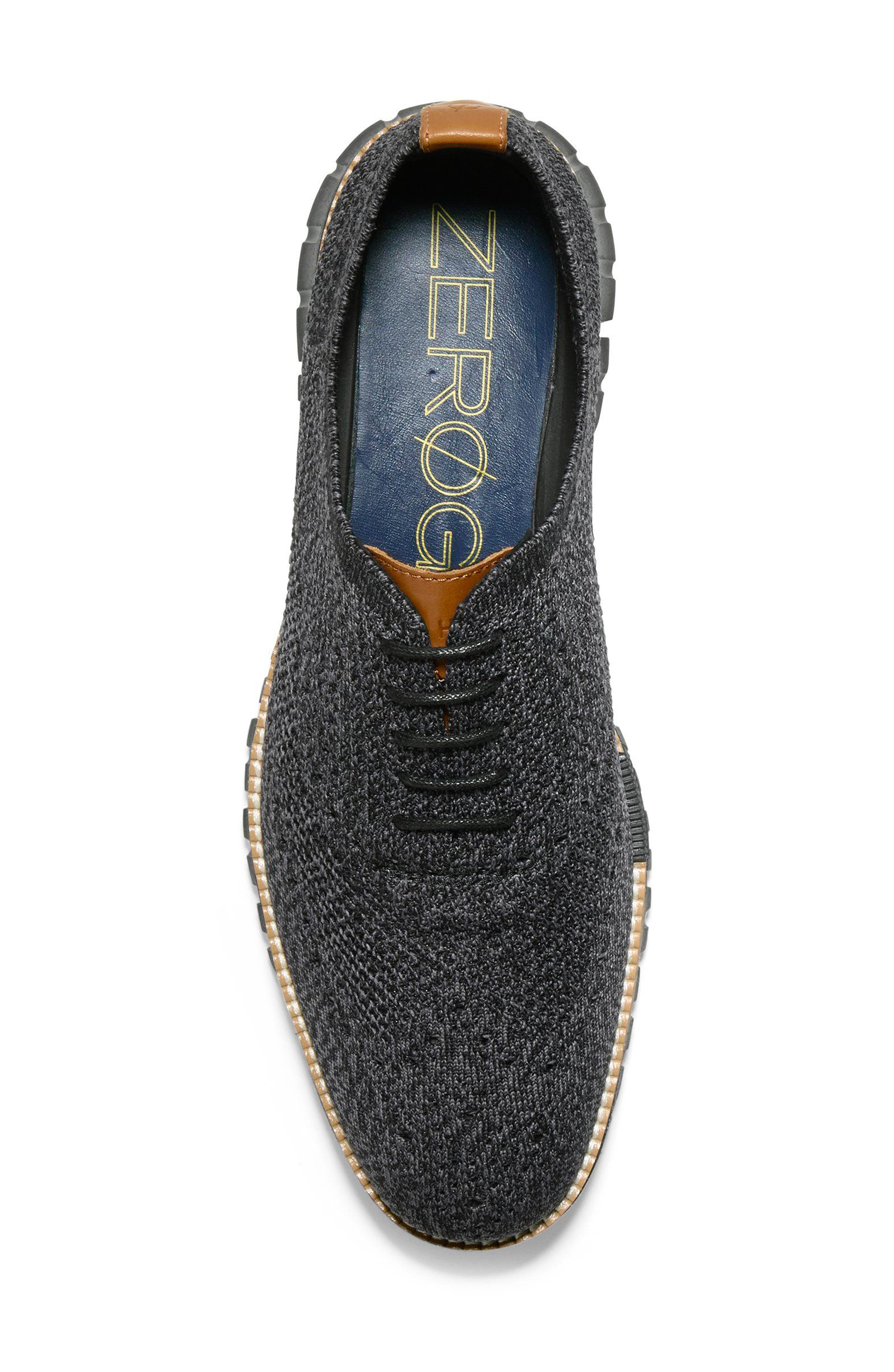 ZeroGrand Stitchlite Oxford,                             Alternate thumbnail 5, color,                             Black/ Magnet