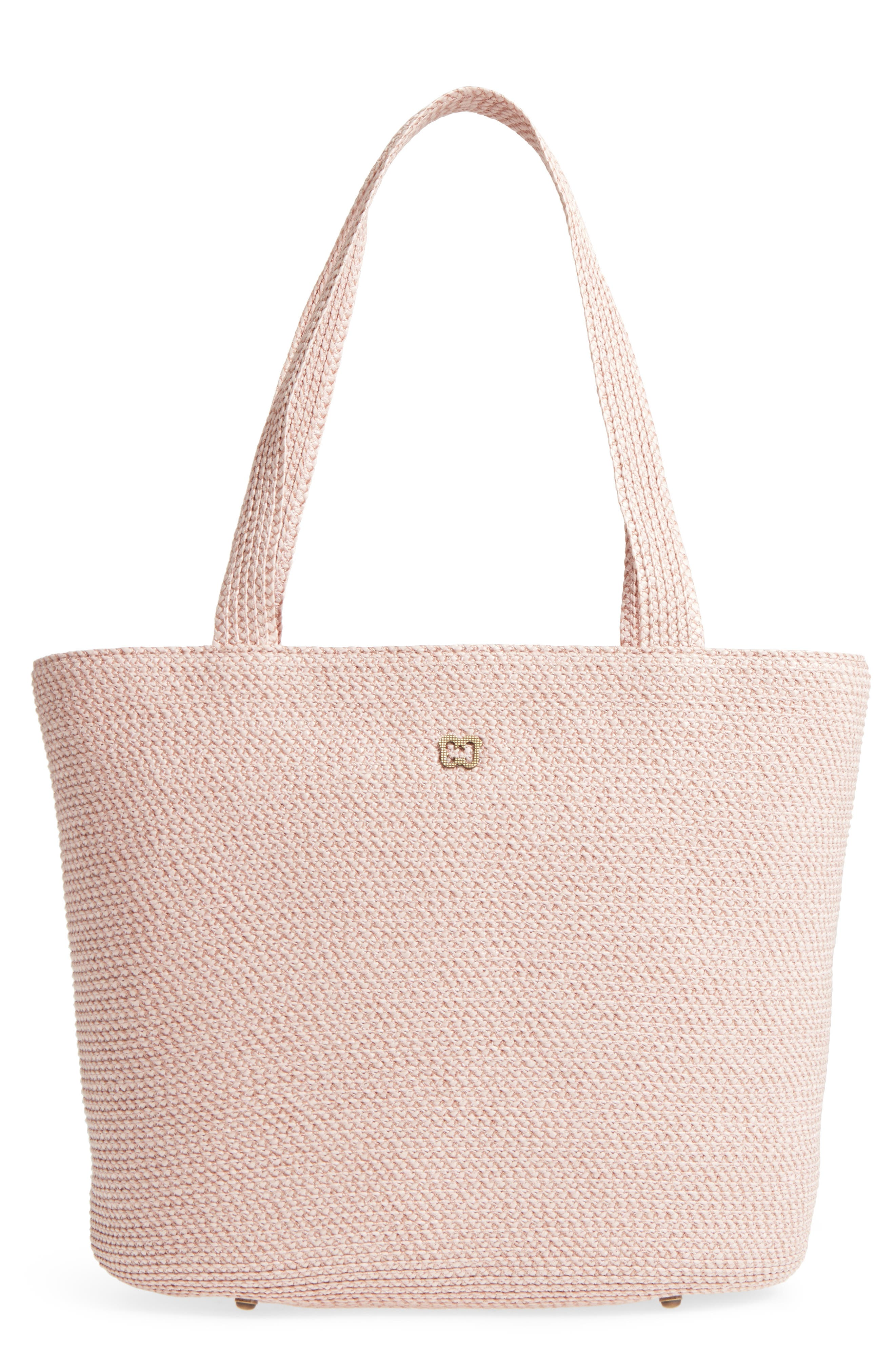 Squishee<sup>®</sup> Tote,                             Main thumbnail 1, color,                             Blush
