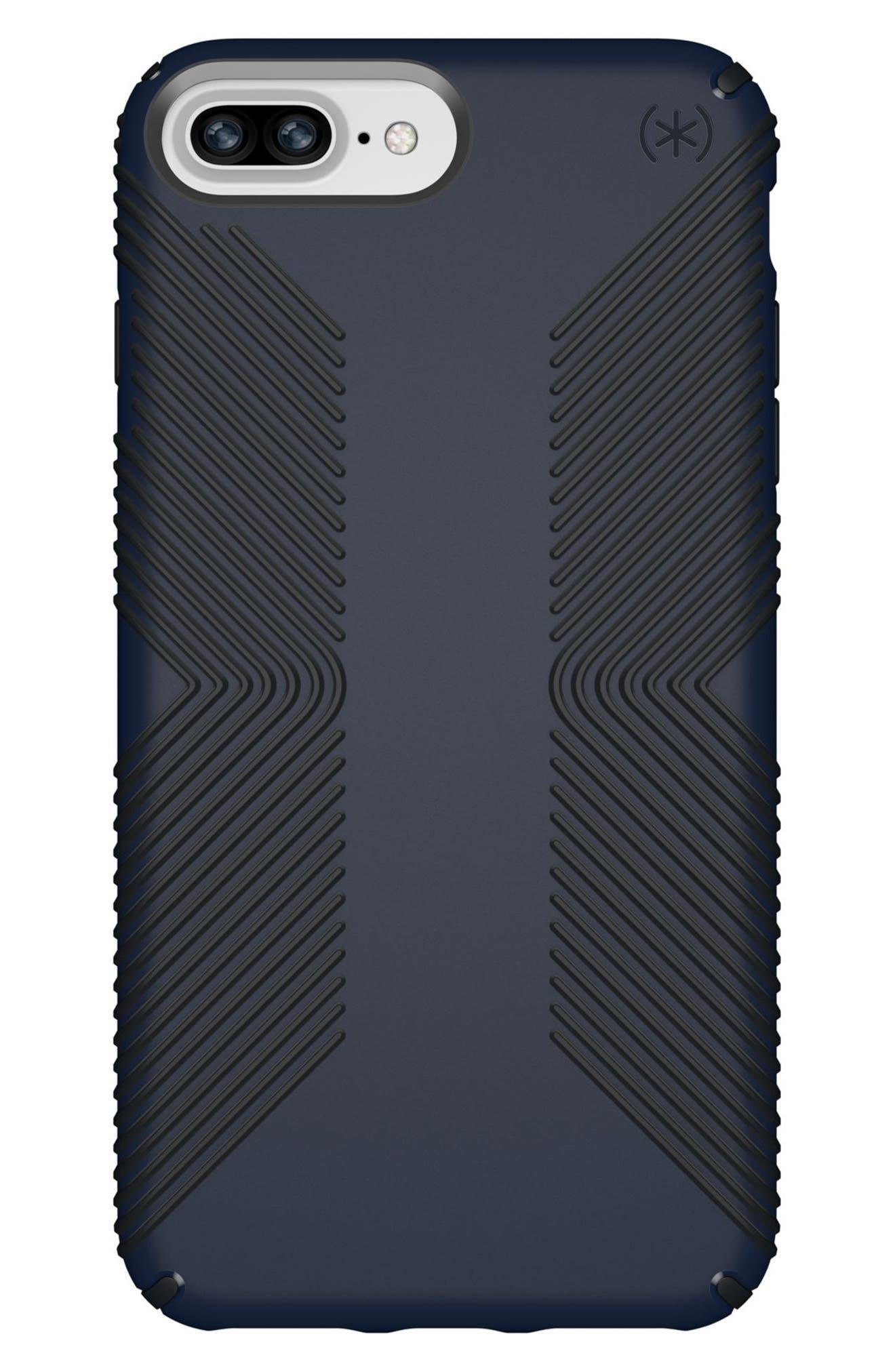 Alternate Image 1 Selected - Speck Grip iPhone 6/6s/7/8 Plus Case
