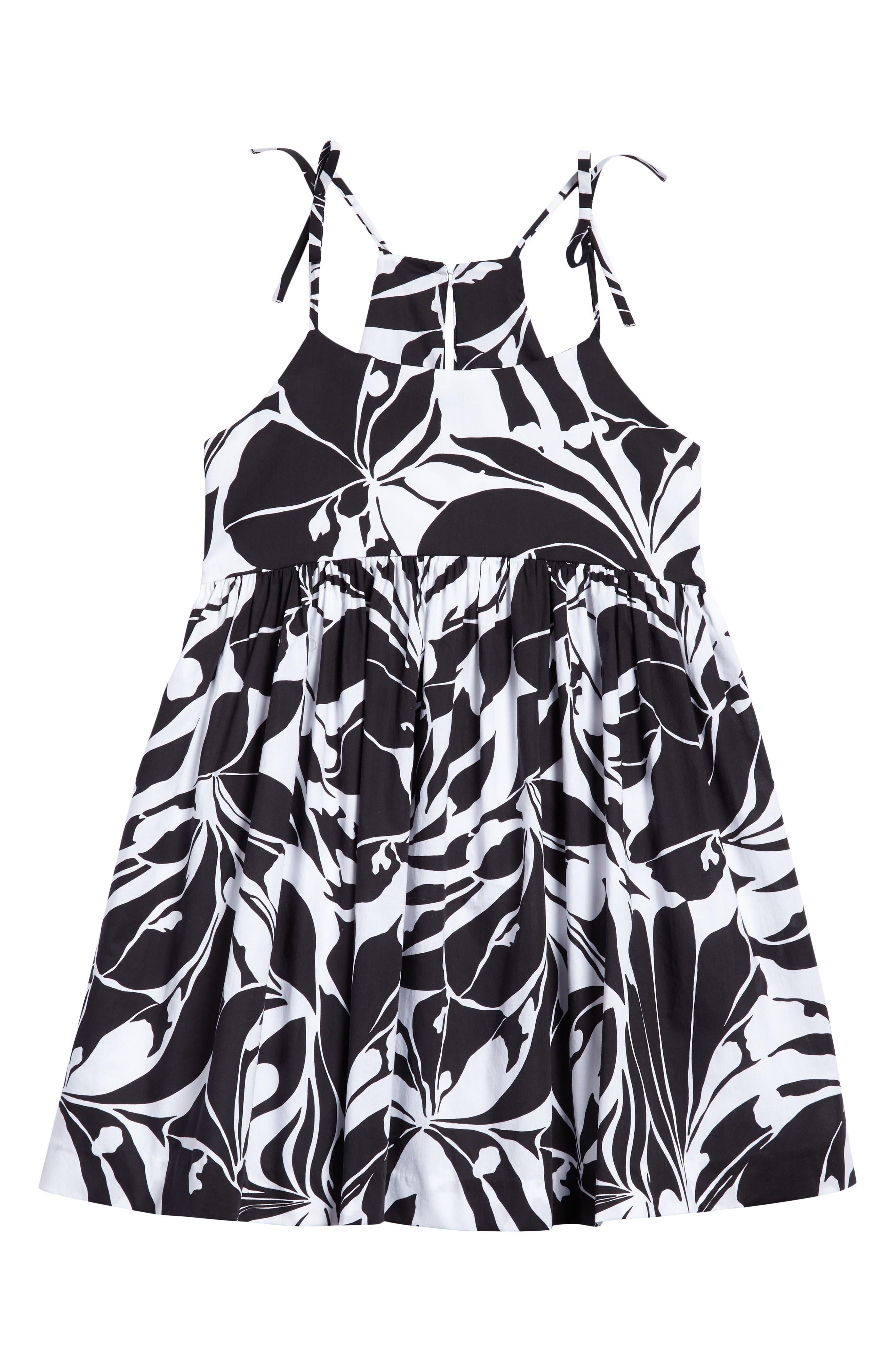 Main Image - Milly Minis Sleeveless Dress (Big Girls)
