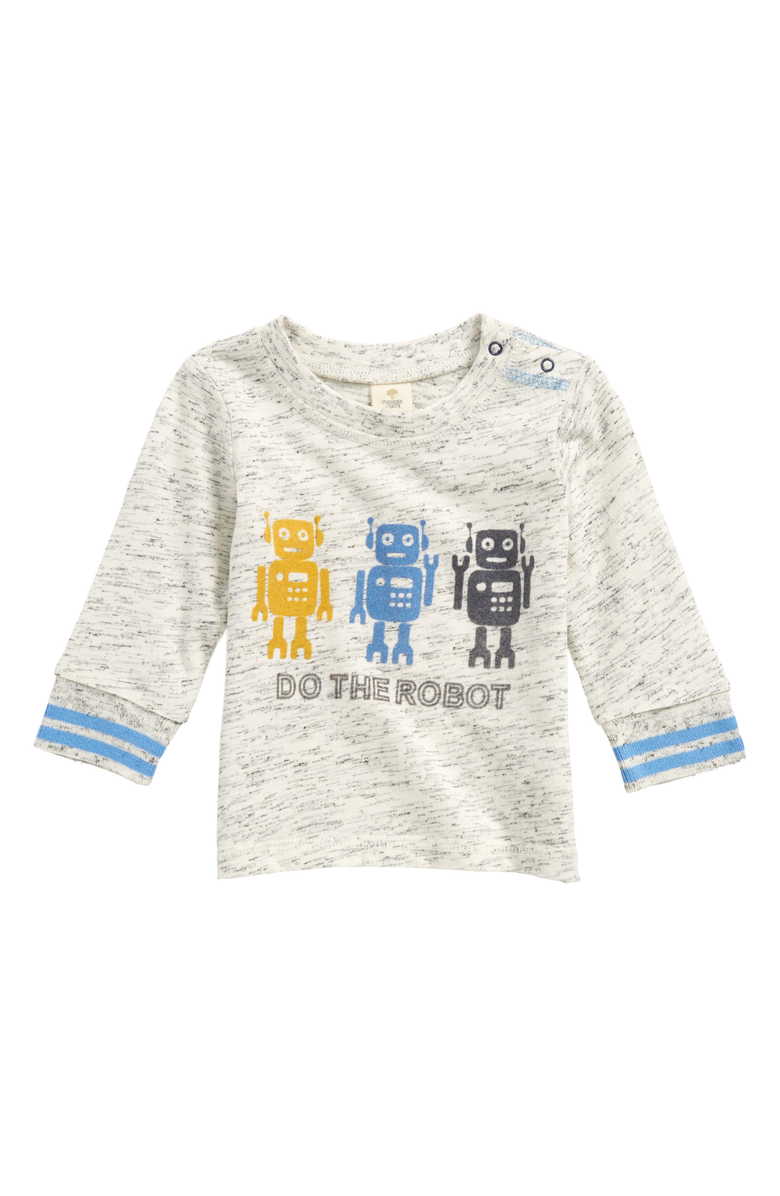 Main Image - Tucker + Tate Robot T-Shirt (Baby Boys)
