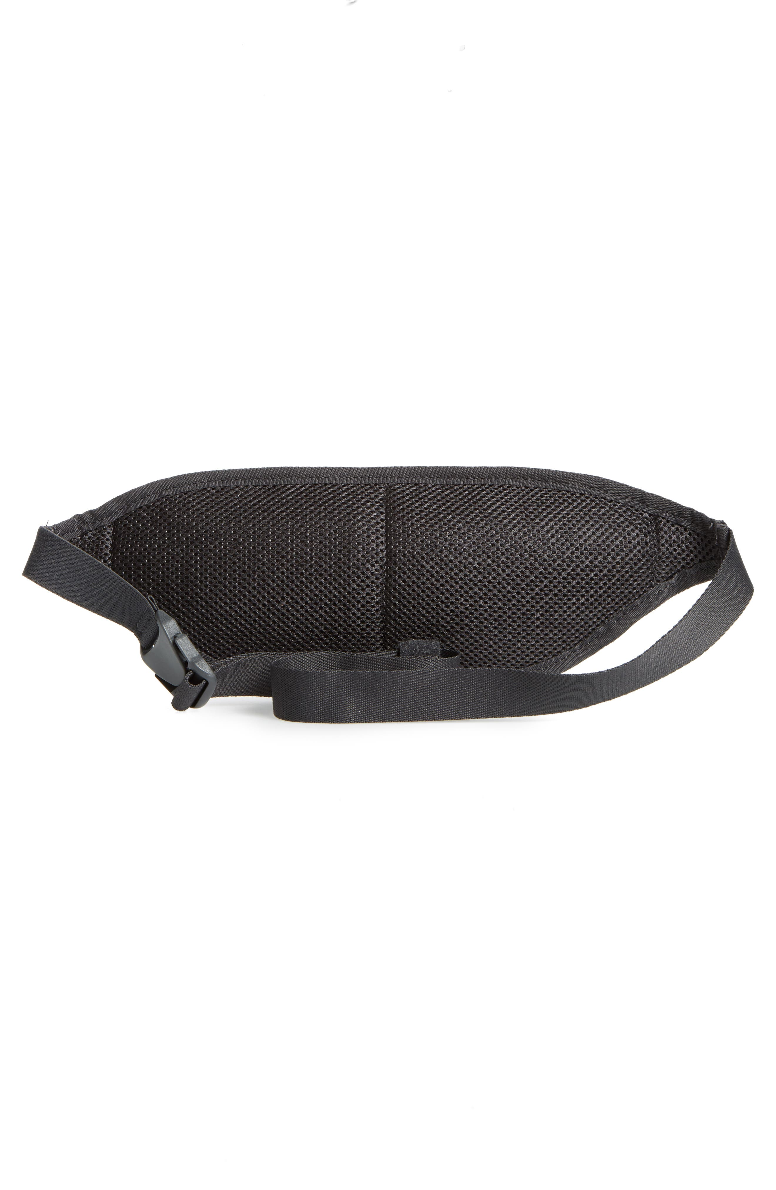 Large Capacity Hip Pack,                             Alternate thumbnail 2, color,                             Anthracite/ Black/ Silver