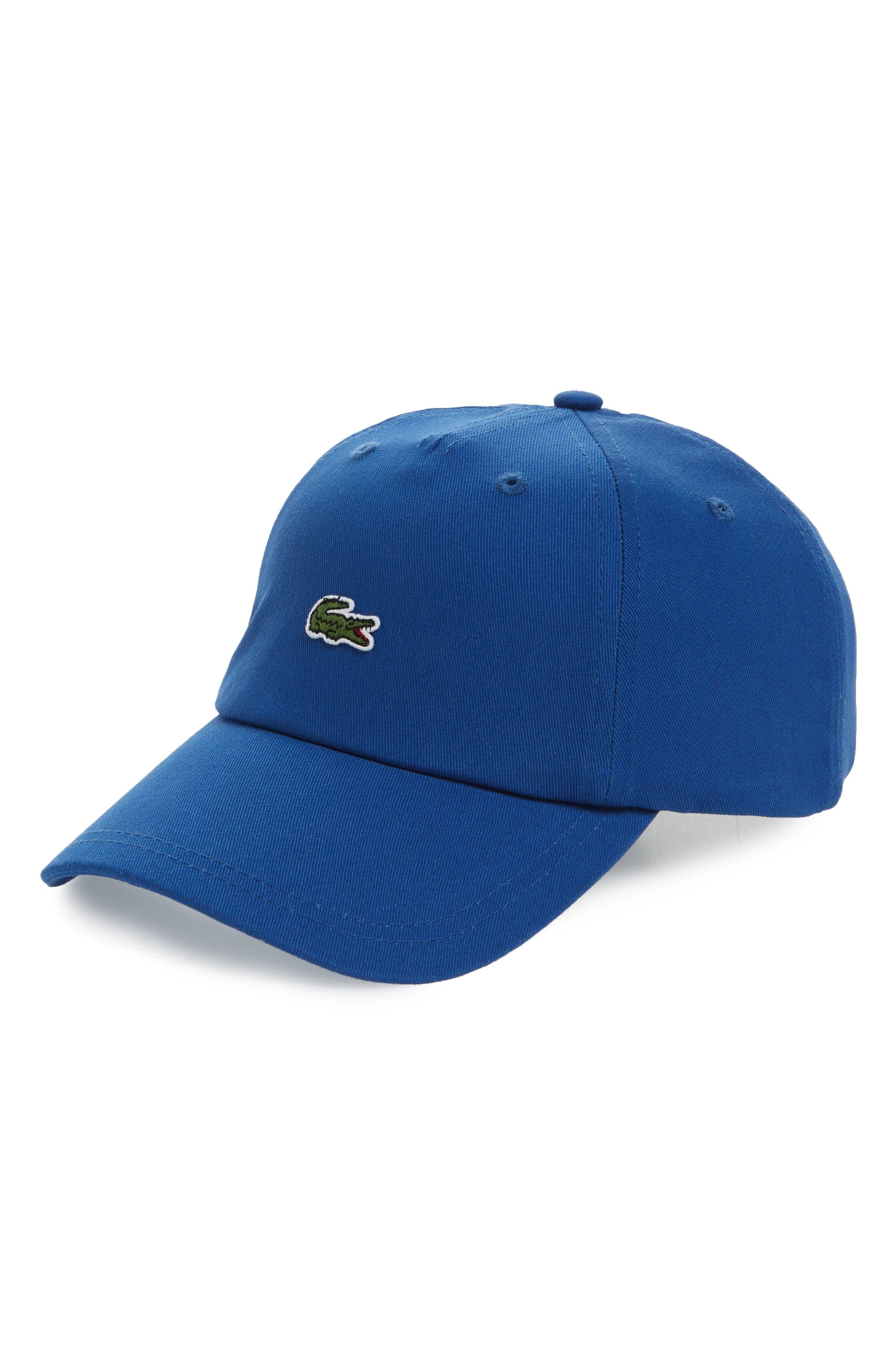 Main Image - Lacoste Small Croc Baseball Cap