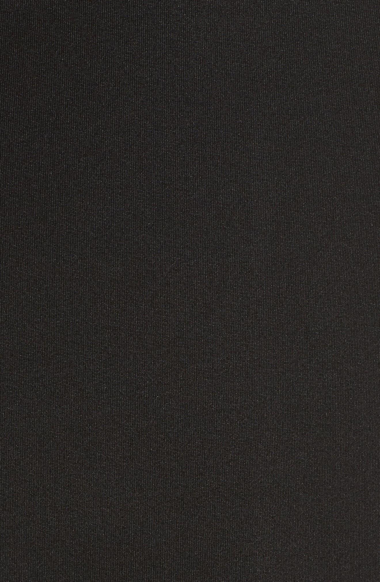 Alternate Image 5  - Glamorous Ruffle Trim Tee (Plus Size)