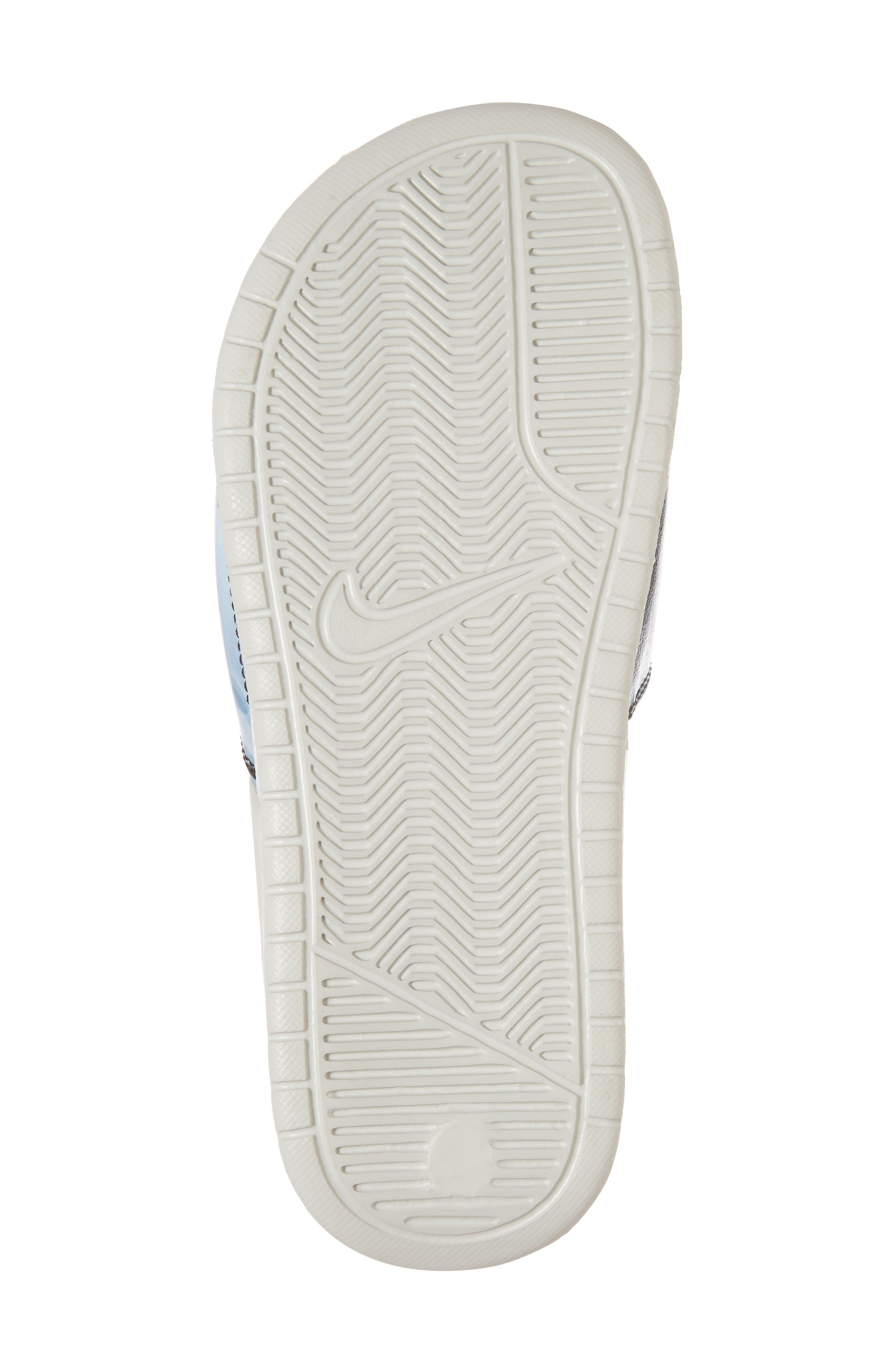 Alternate Image 6  - Nike 'Benassi - Just Do It' Print Sandal (Women)