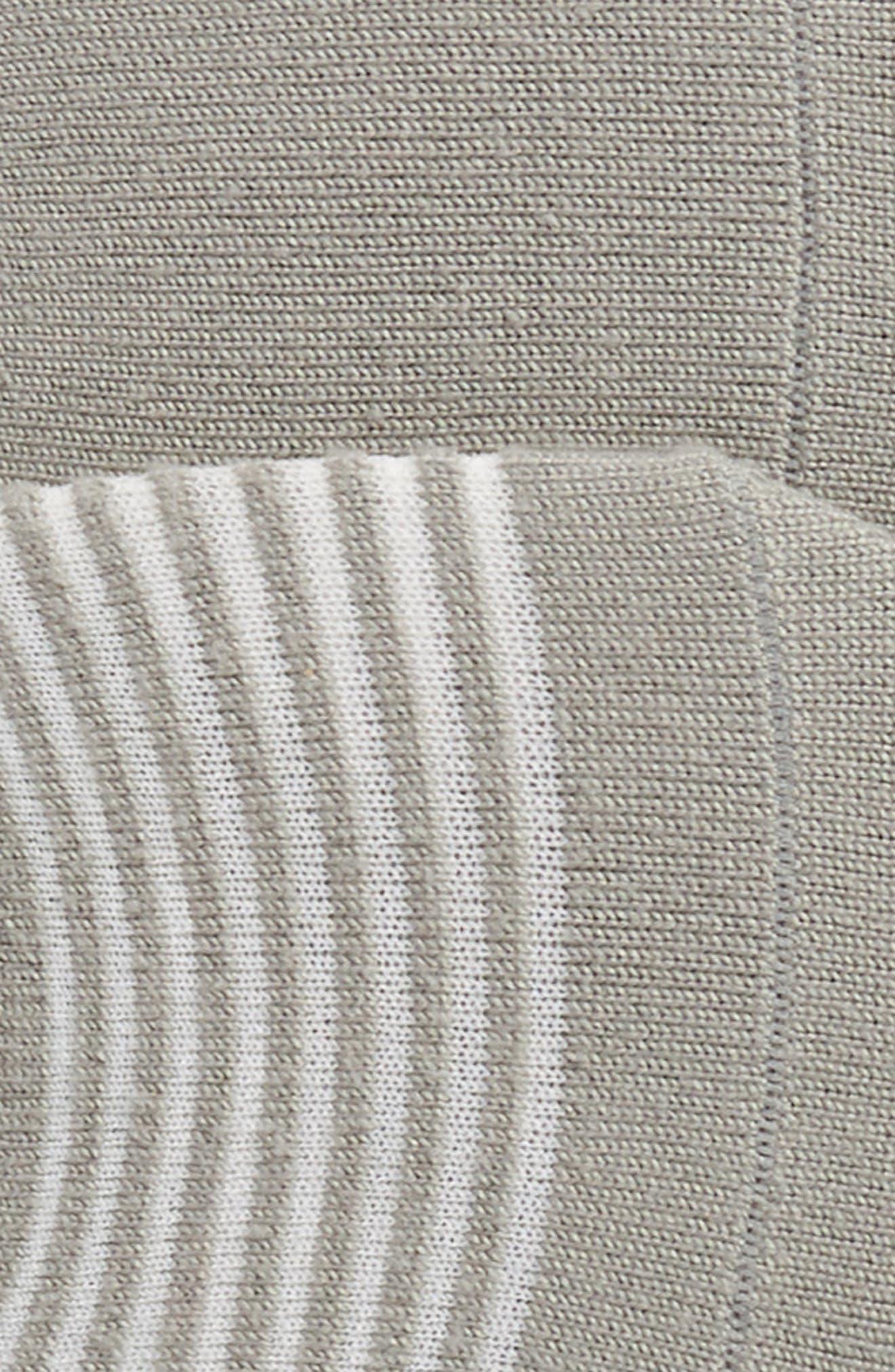 2-Pack Beach Mesh Liner Socks,                             Alternate thumbnail 2, color,                             Concrete