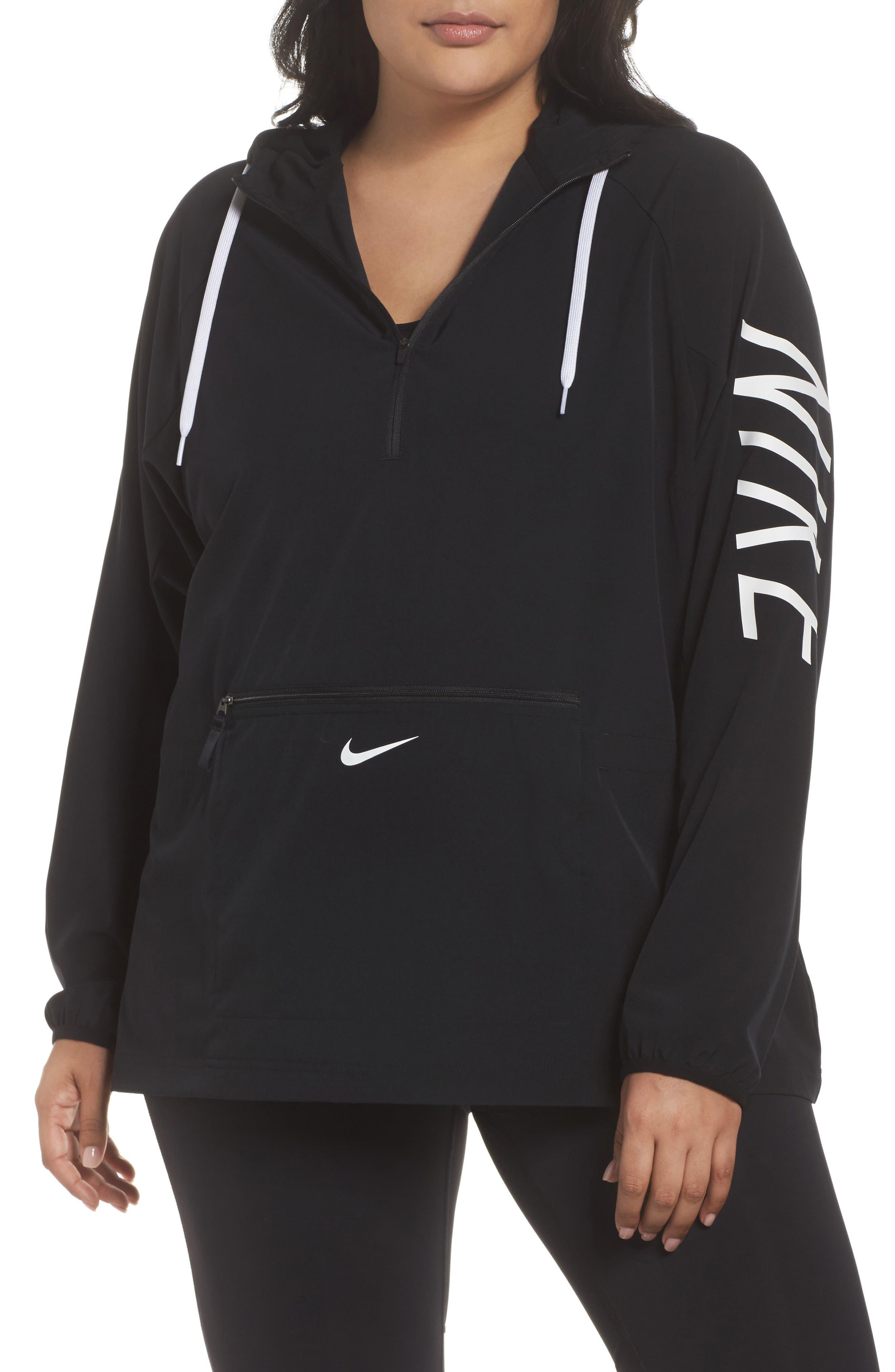 Nike Flex Packable Training Jacket (Plus Size)