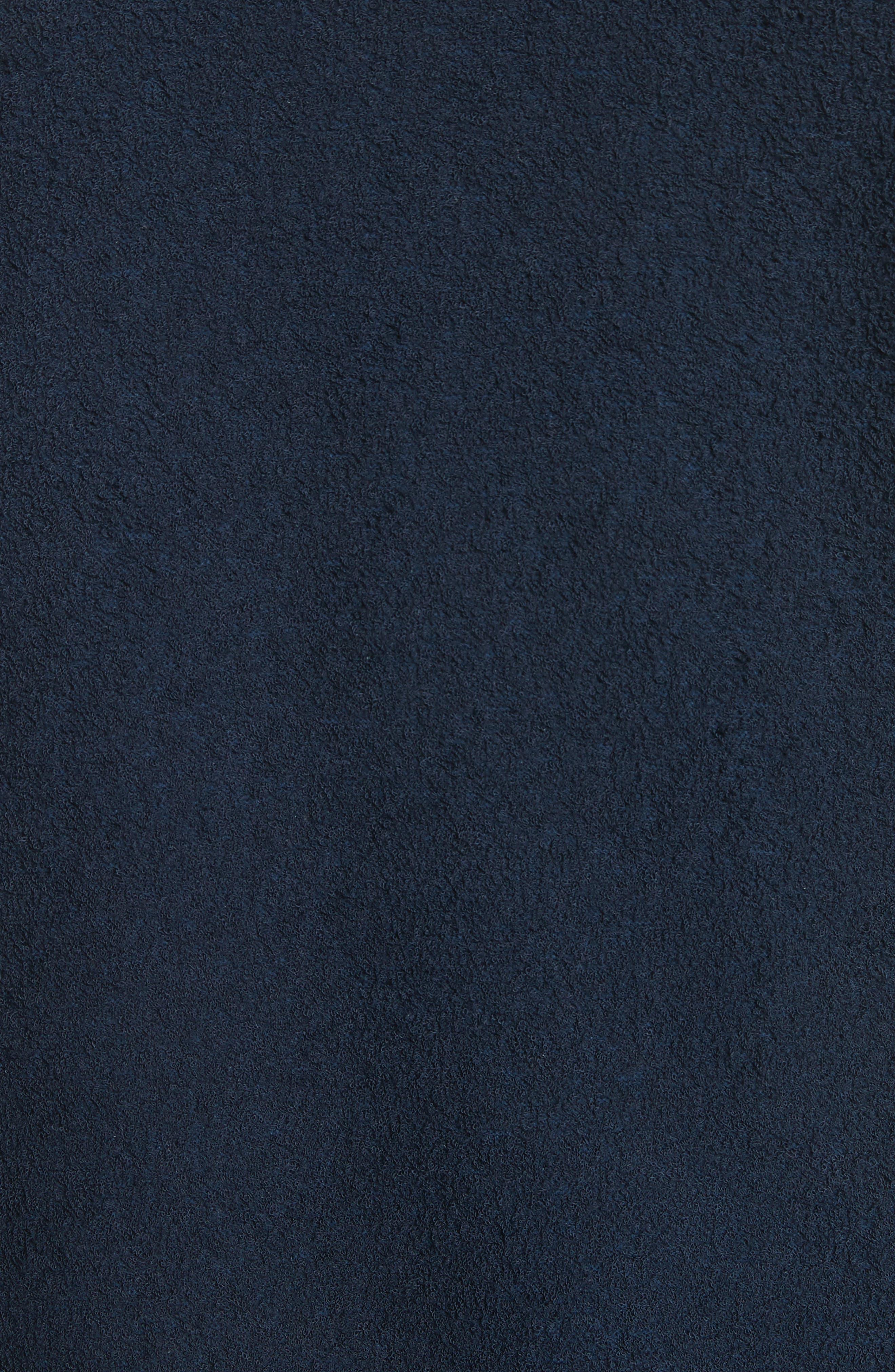 Rask Crewneck Sweatshirt,                             Alternate thumbnail 5, color,                             Dark Navy