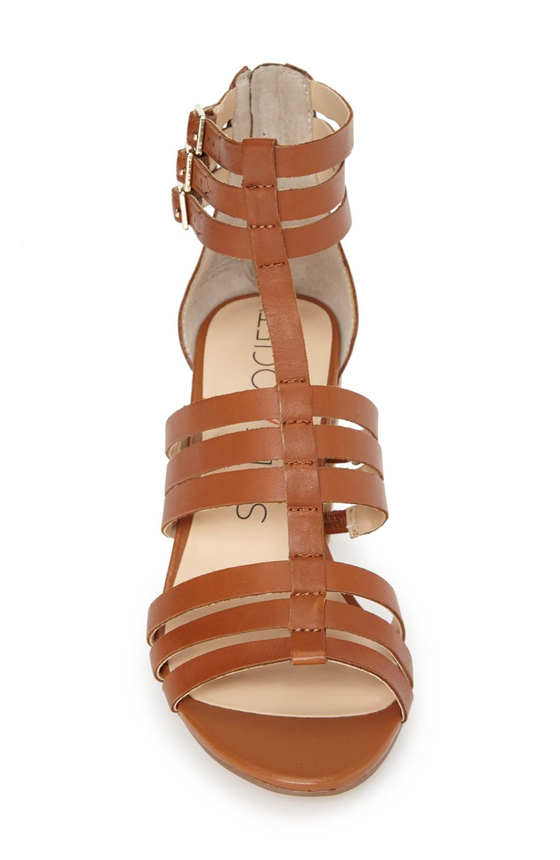 Alternate Image 3  - Sole Society 'Elise' Gladiator Sandal (Women)