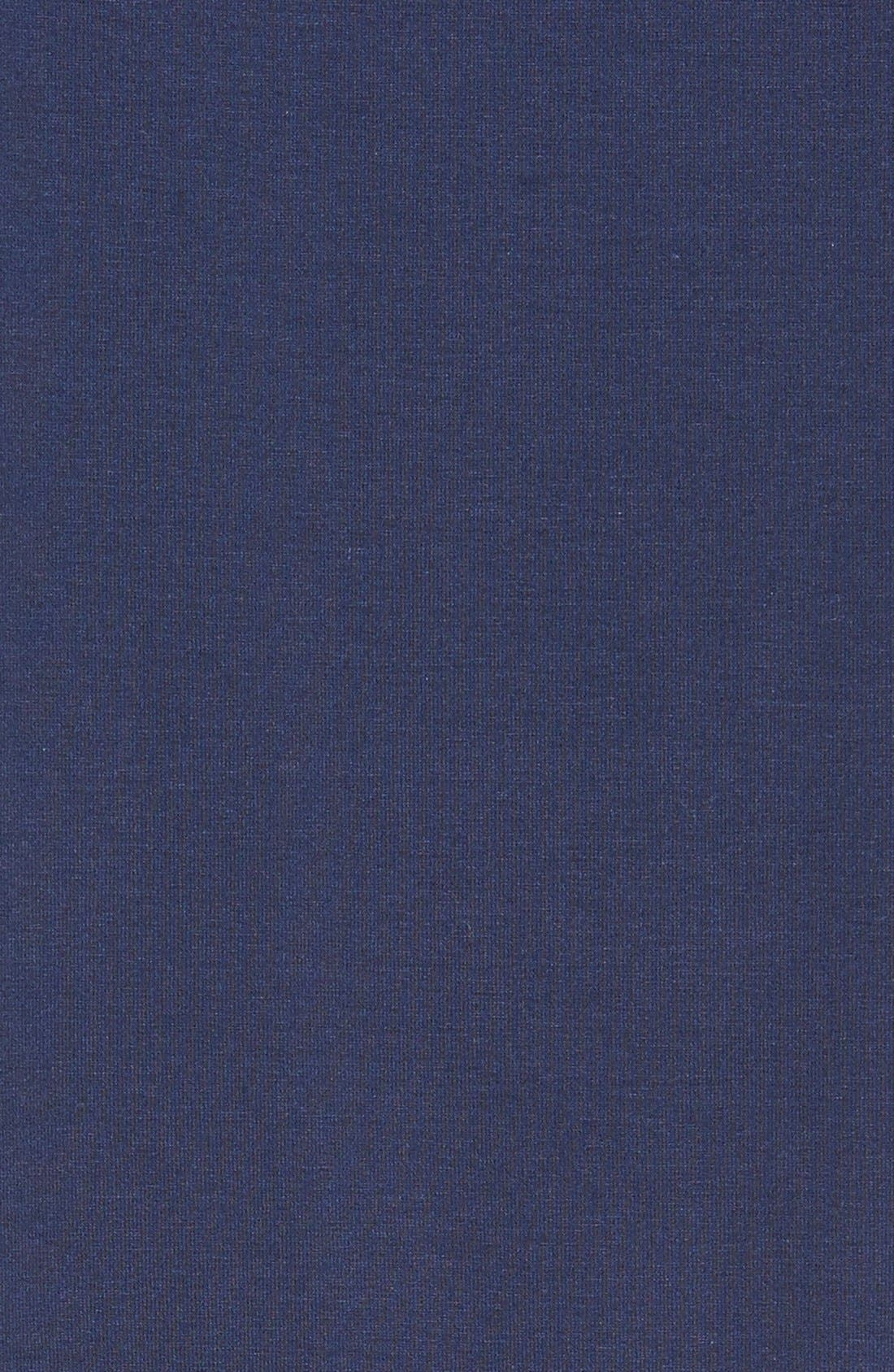 Alternate Image 3  - Eileen Fisher Wide Neck Jersey Shift Dress (Regular & Petite) (Online Only)