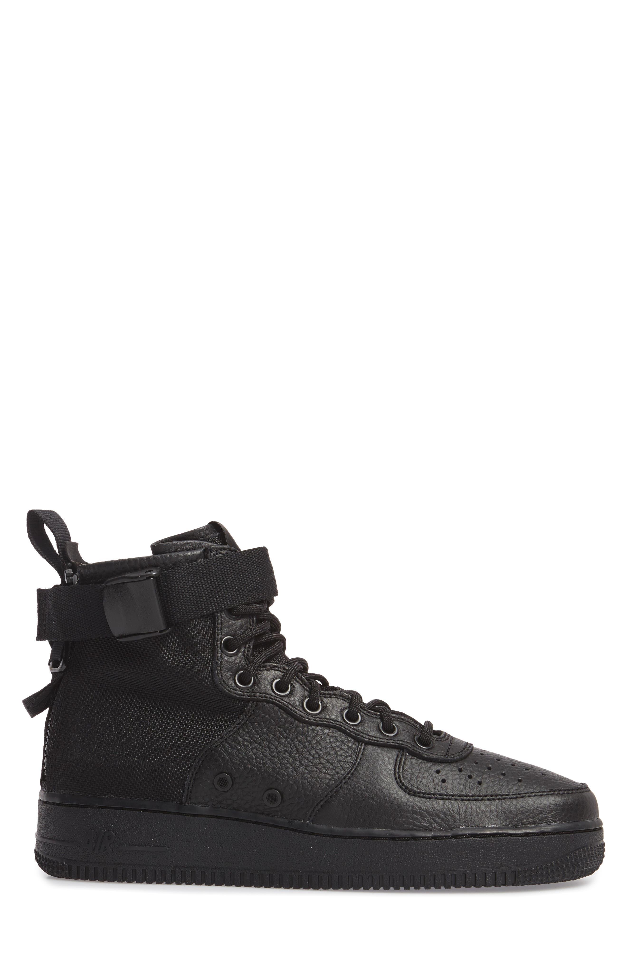 Alternate Image 3  - Nike SF Air Force 1 Mid Sneaker (Men)