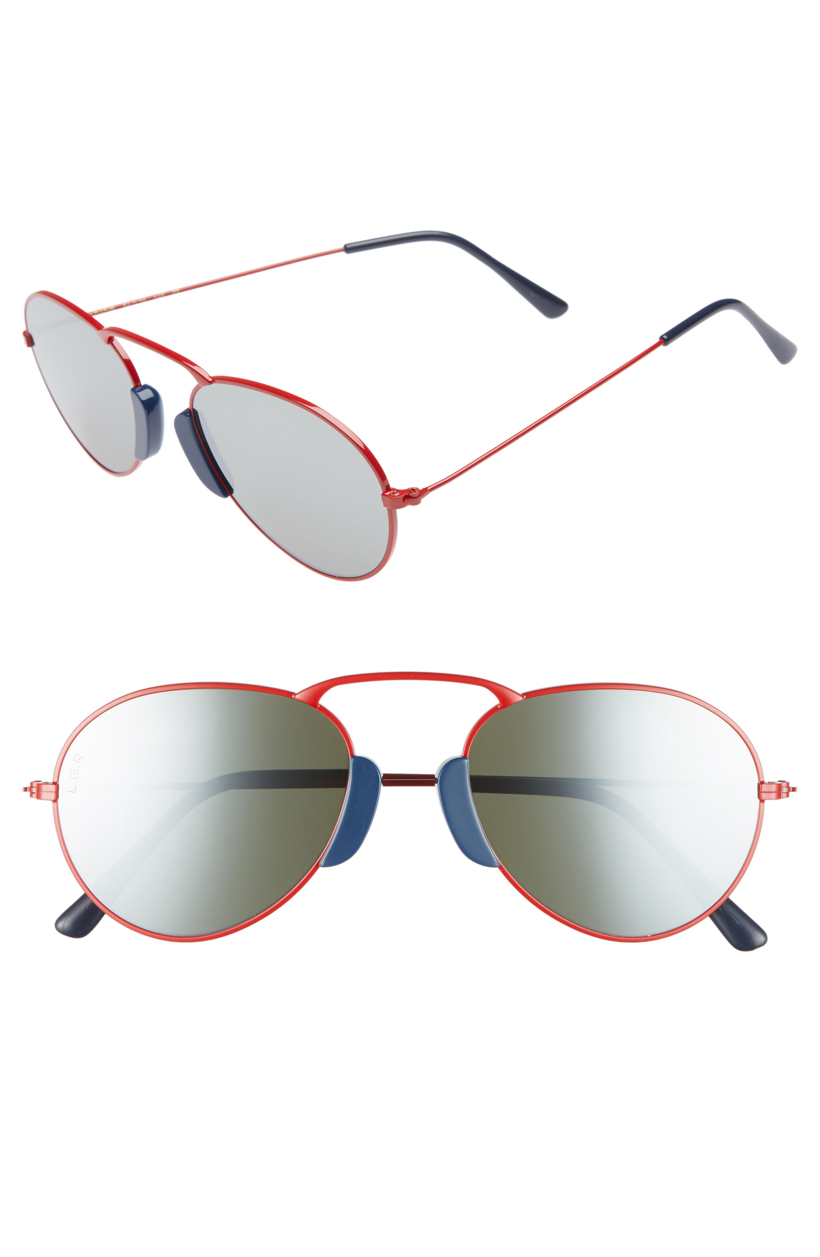 Main Image - L.G.R Agadir 54mm Sunglasses